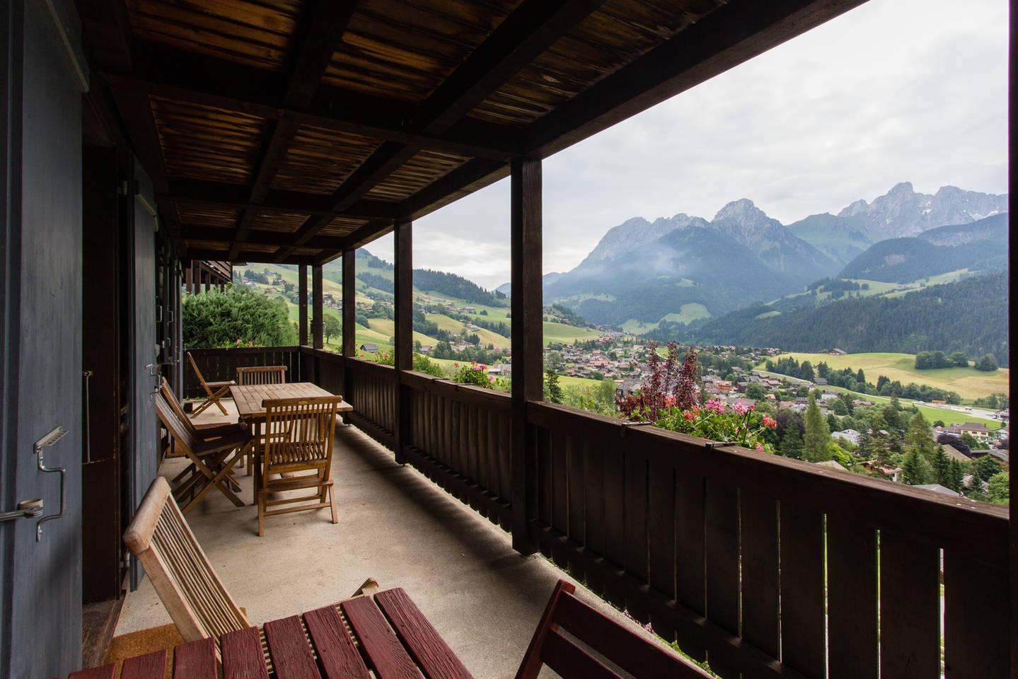 Property Image 2 - Overlooking Chalet in an Ideal Location