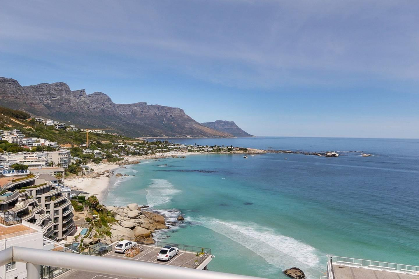 Property Image 2 - Secure Three Bedroom Penthouse with Captivating Ocean and Mountain Views