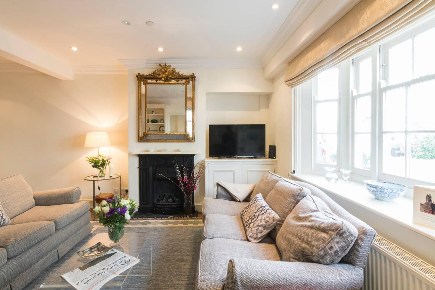 Property Image 2 - Welcoming Home with Warm Furnishings