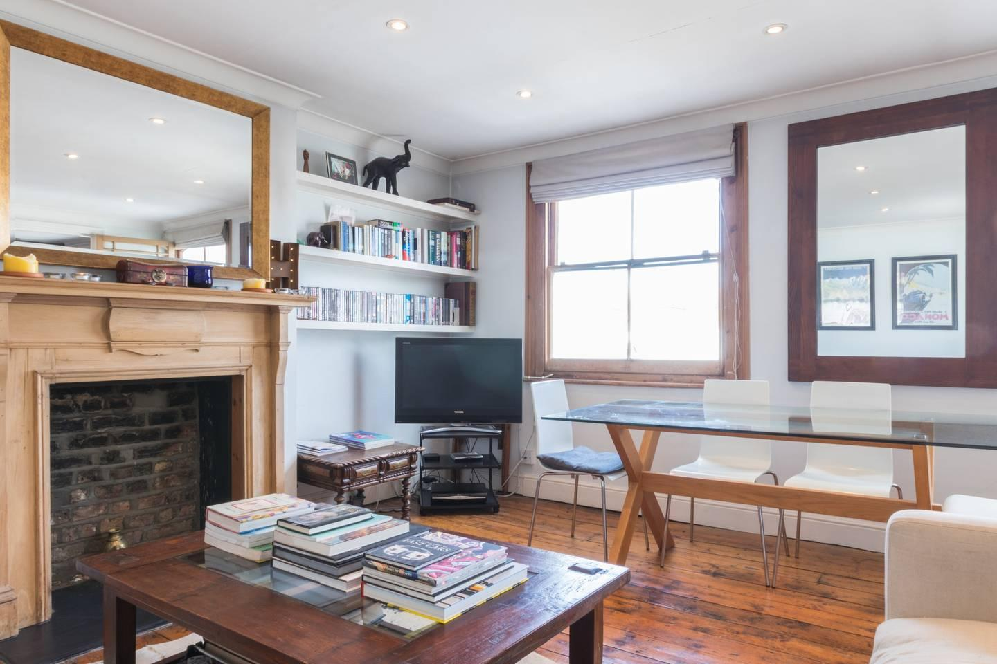 Property Image 2 - Charming Apartment in Vibrant Hammersmith