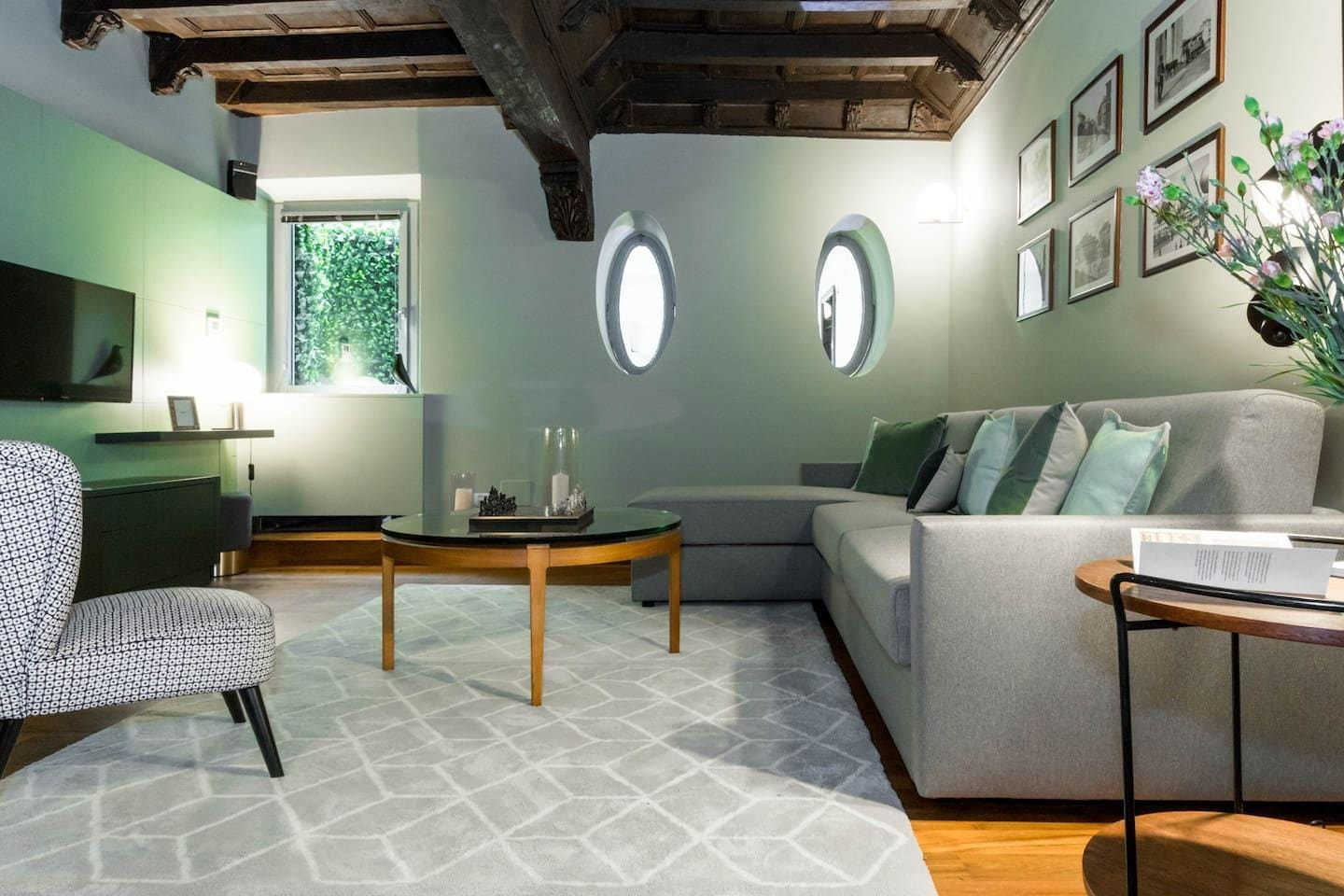 Elegant 1-bedroom in the heart of Milan