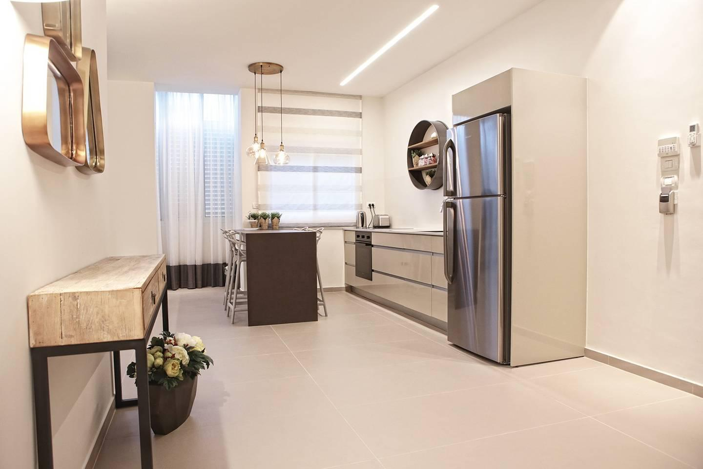 Elegant Apartment in Tel Aviv Main Street