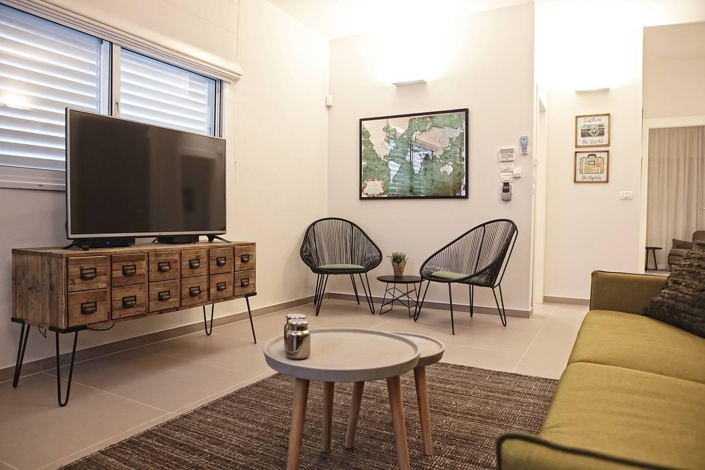 Peaceful Flat in Tel Aviv near the City Best Spots