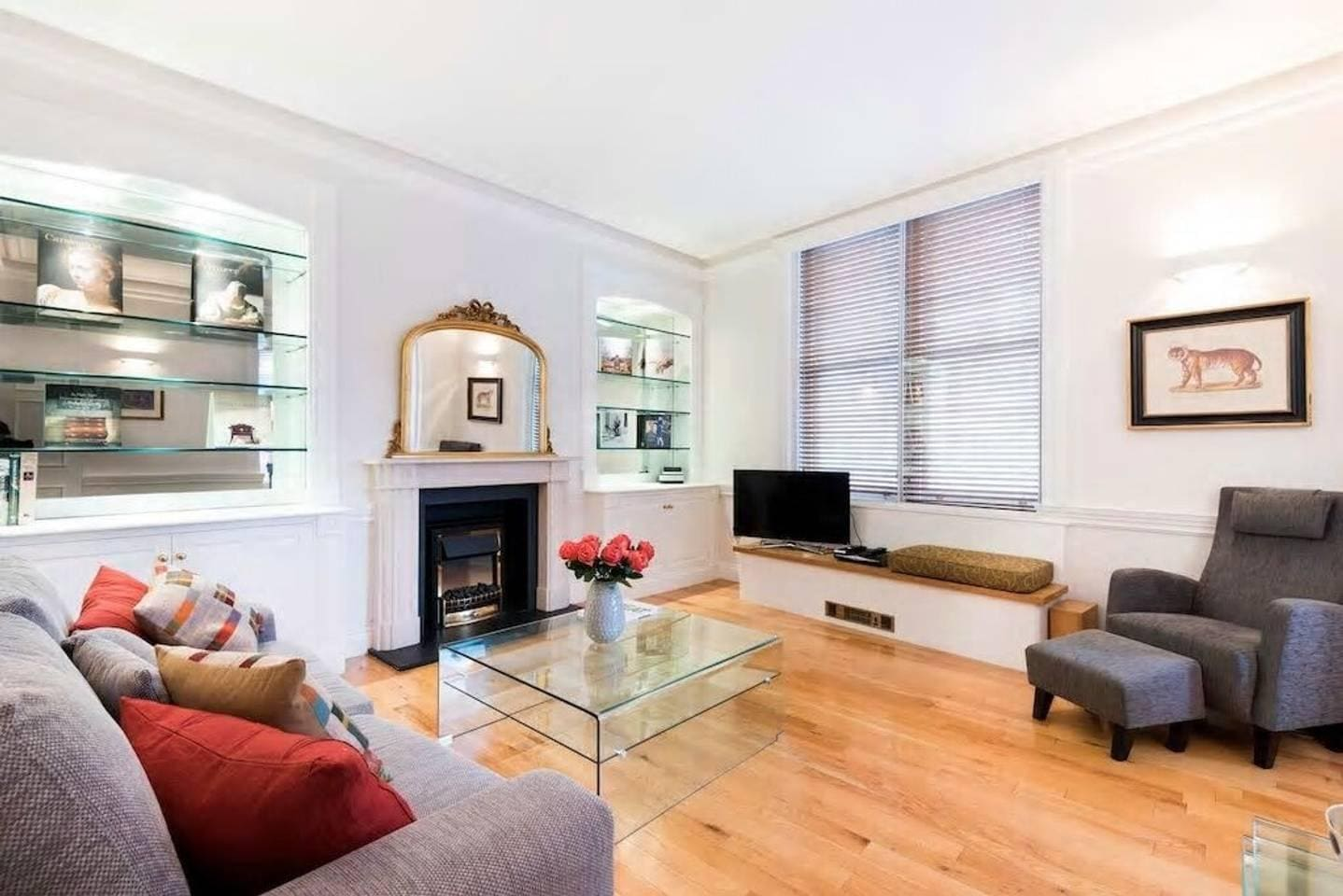 Soothing Chic Flat in the Center of London