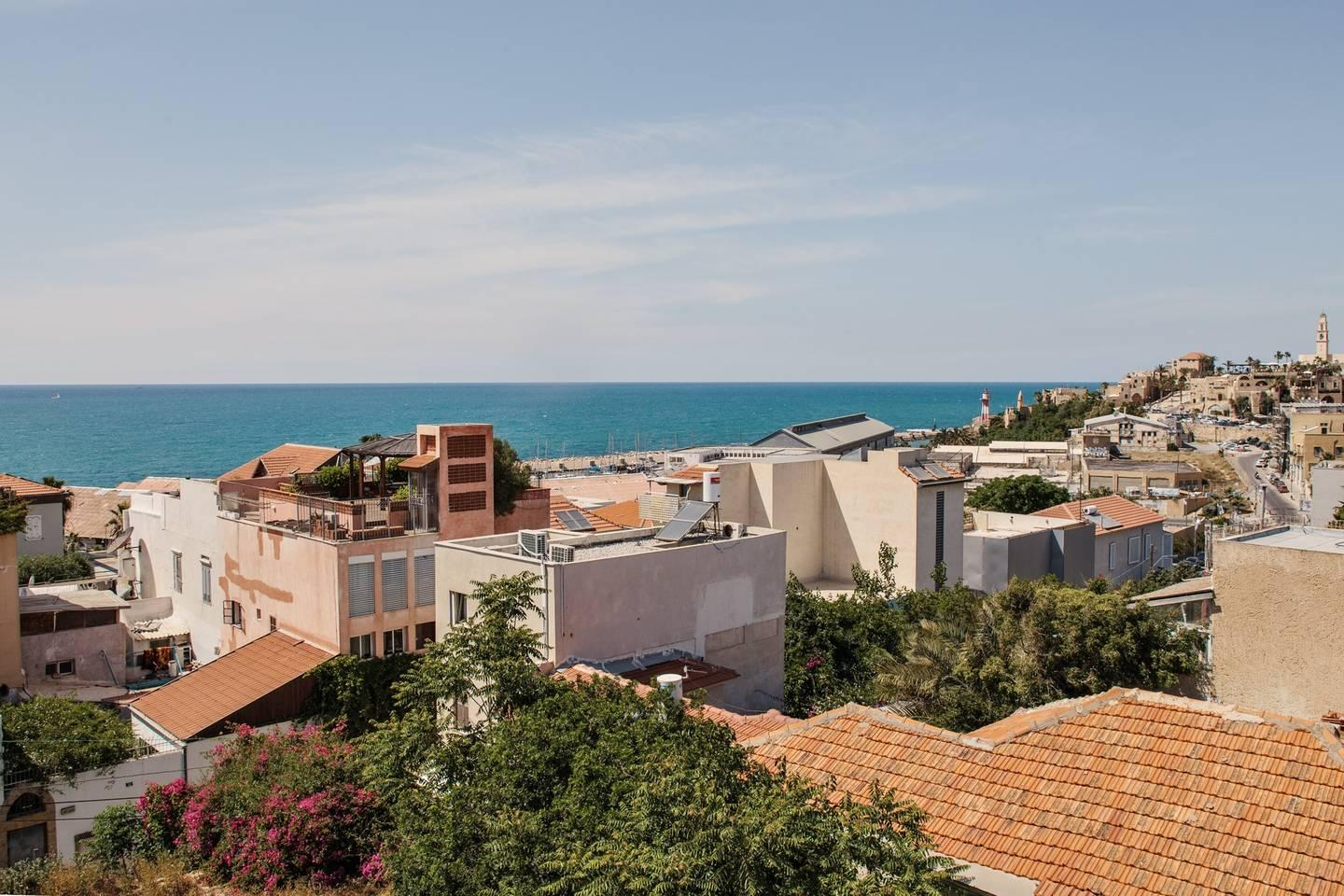 Property Image 1 - Jaffa's Amazing Penthouse near Designer and Antique Shops