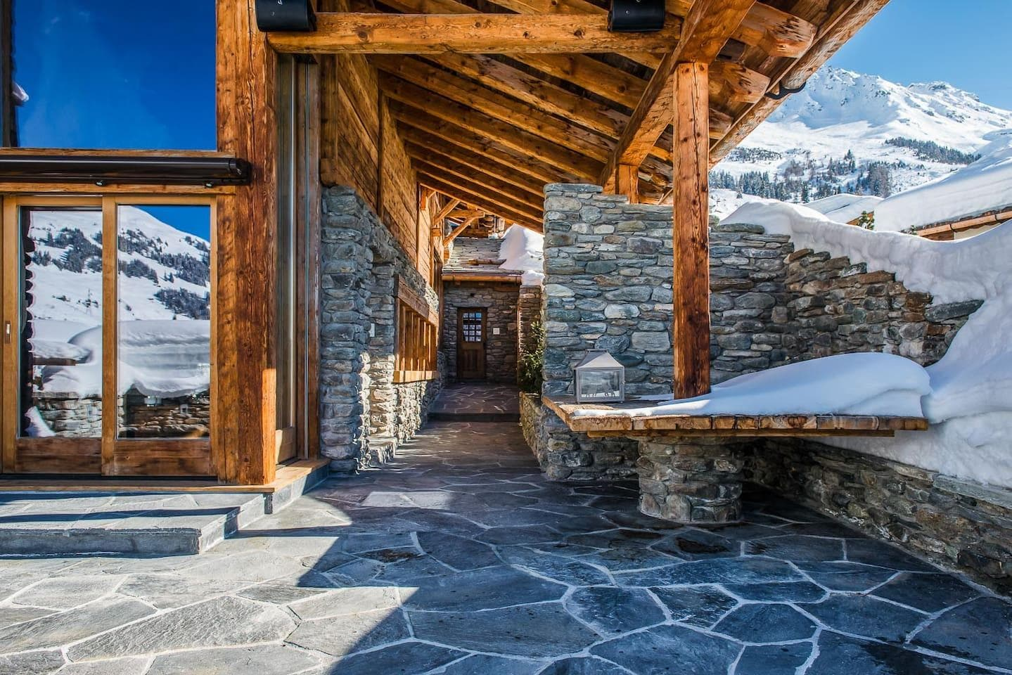 NEW MAKINI CHALET IN VERBIER