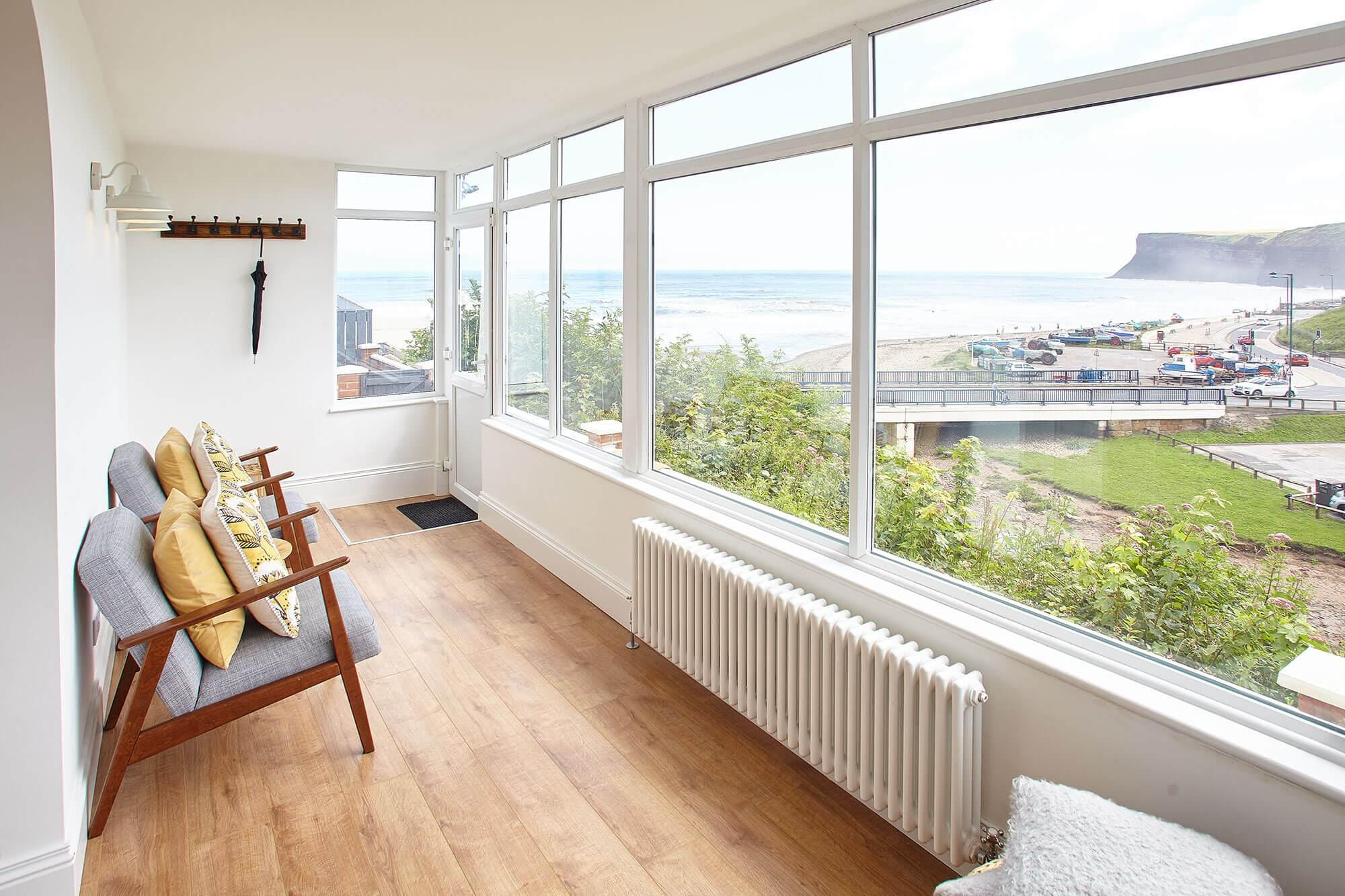 Property Image 1 - Beautiful Beach House in Saltburn-by-the-Sea with Sea Views