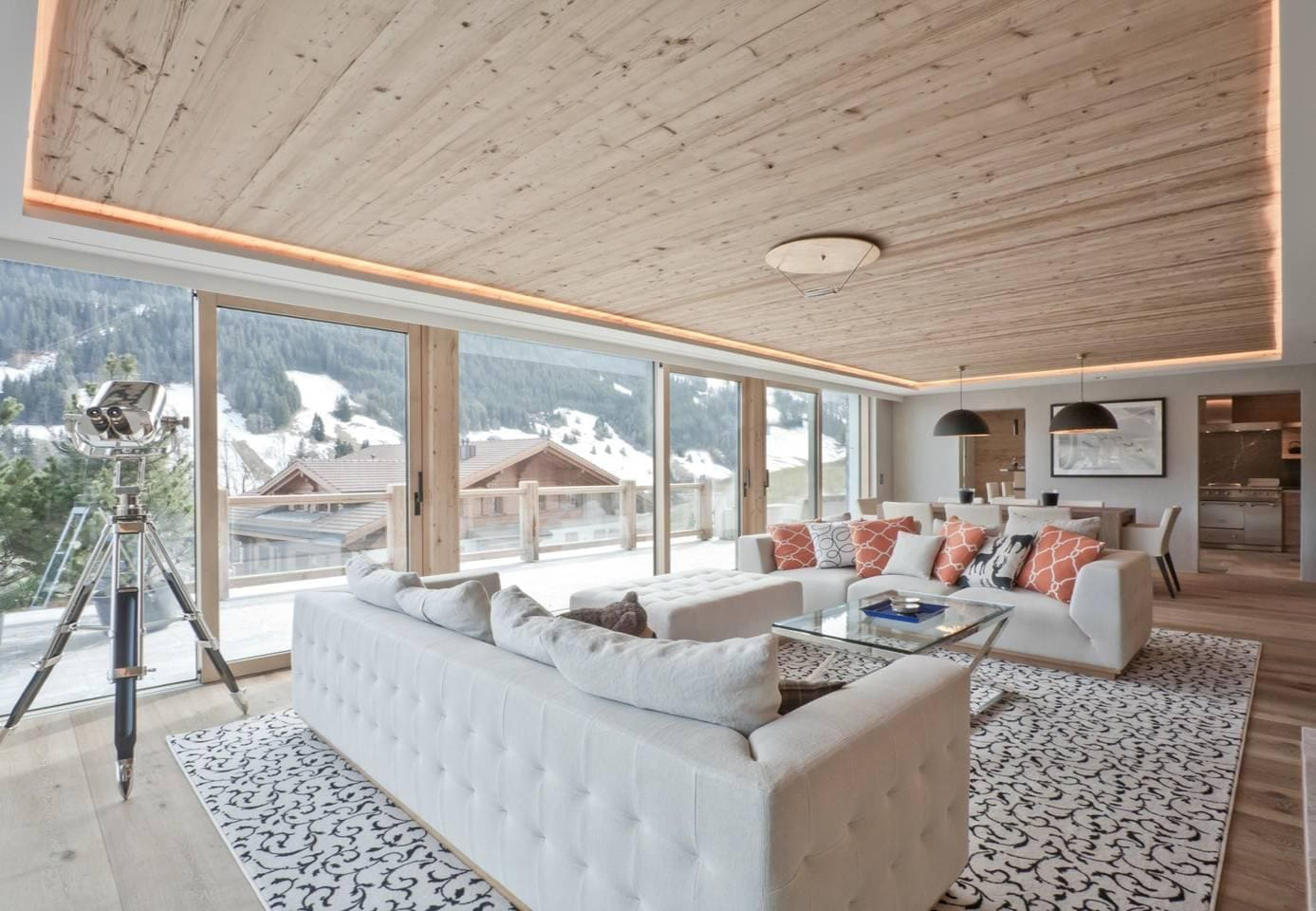 Property Image 1 - Serviced Great Flat Next to Gstaad