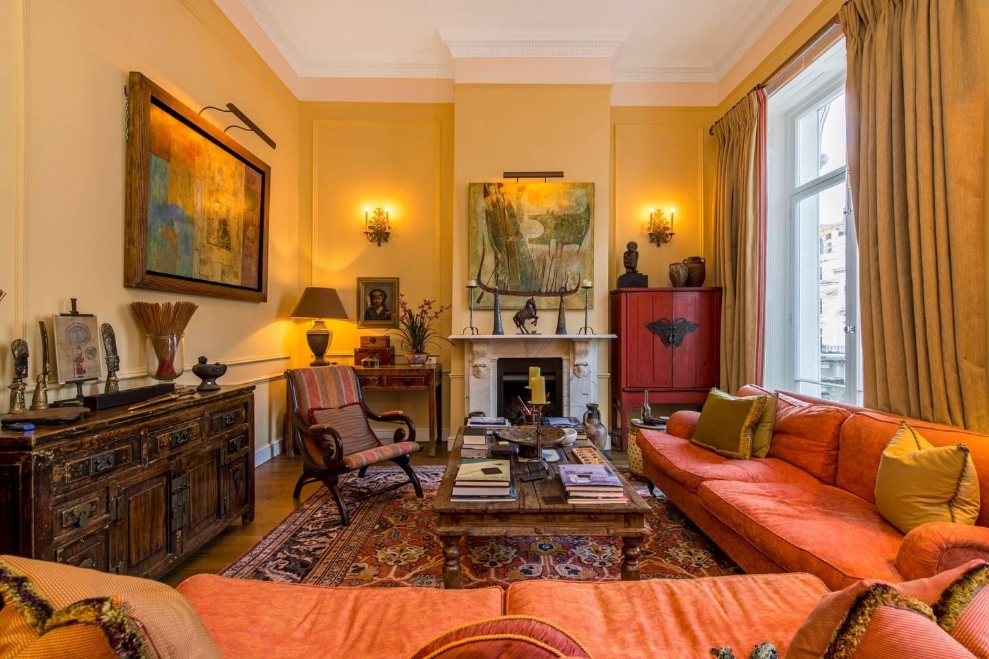 Property Image 1 - Stunning Bayswater Apartment with Divine Furnishings