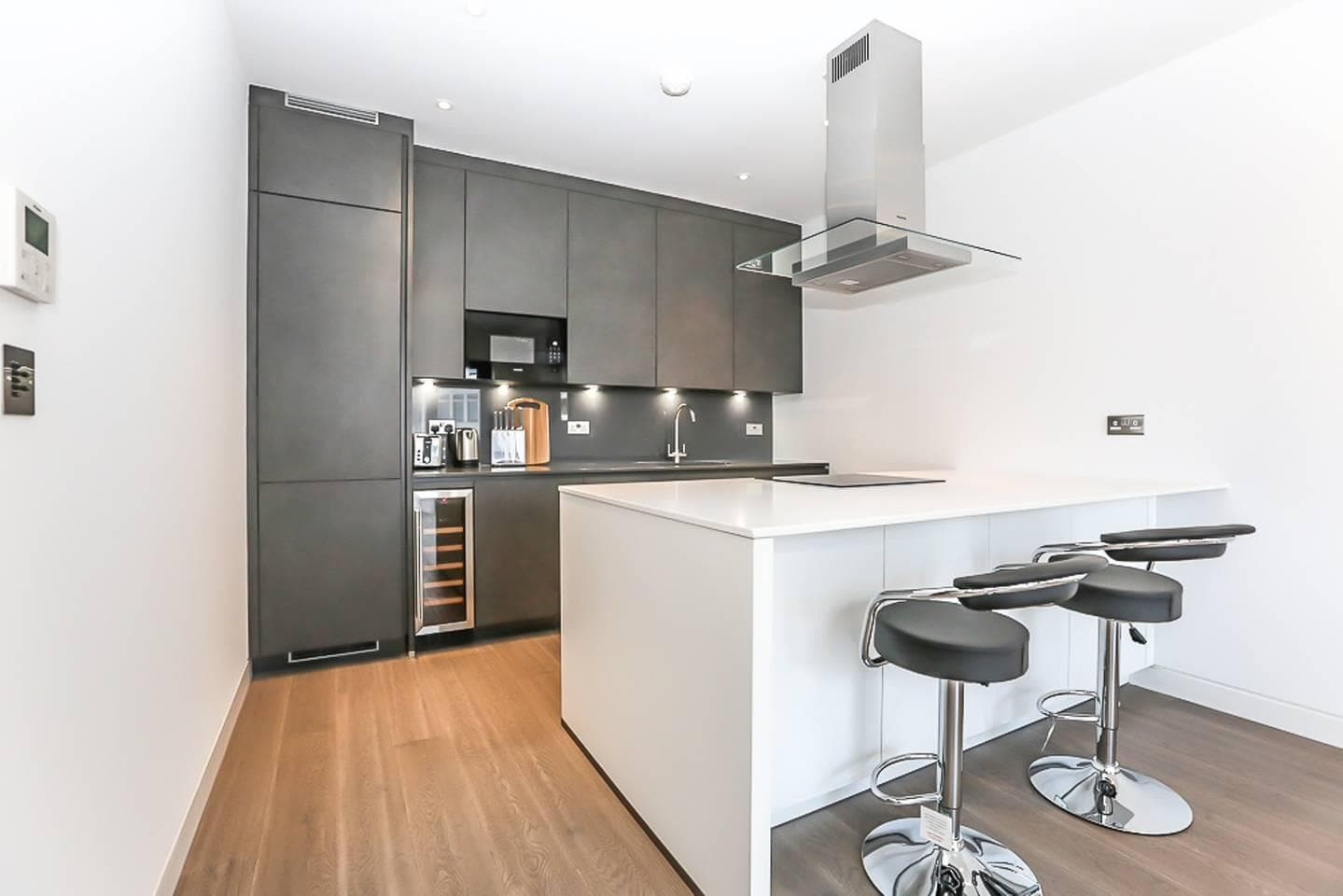 Property Image 2 - Luxurious 2 Bedroom Apartment with Balcony in Shoreditch