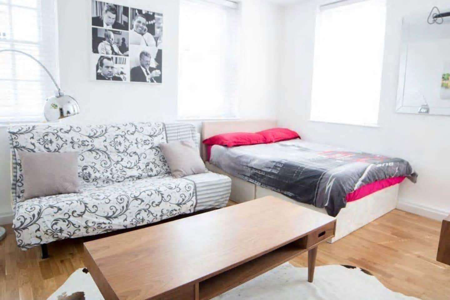 Cozy Apartment close to Major Attractions in London