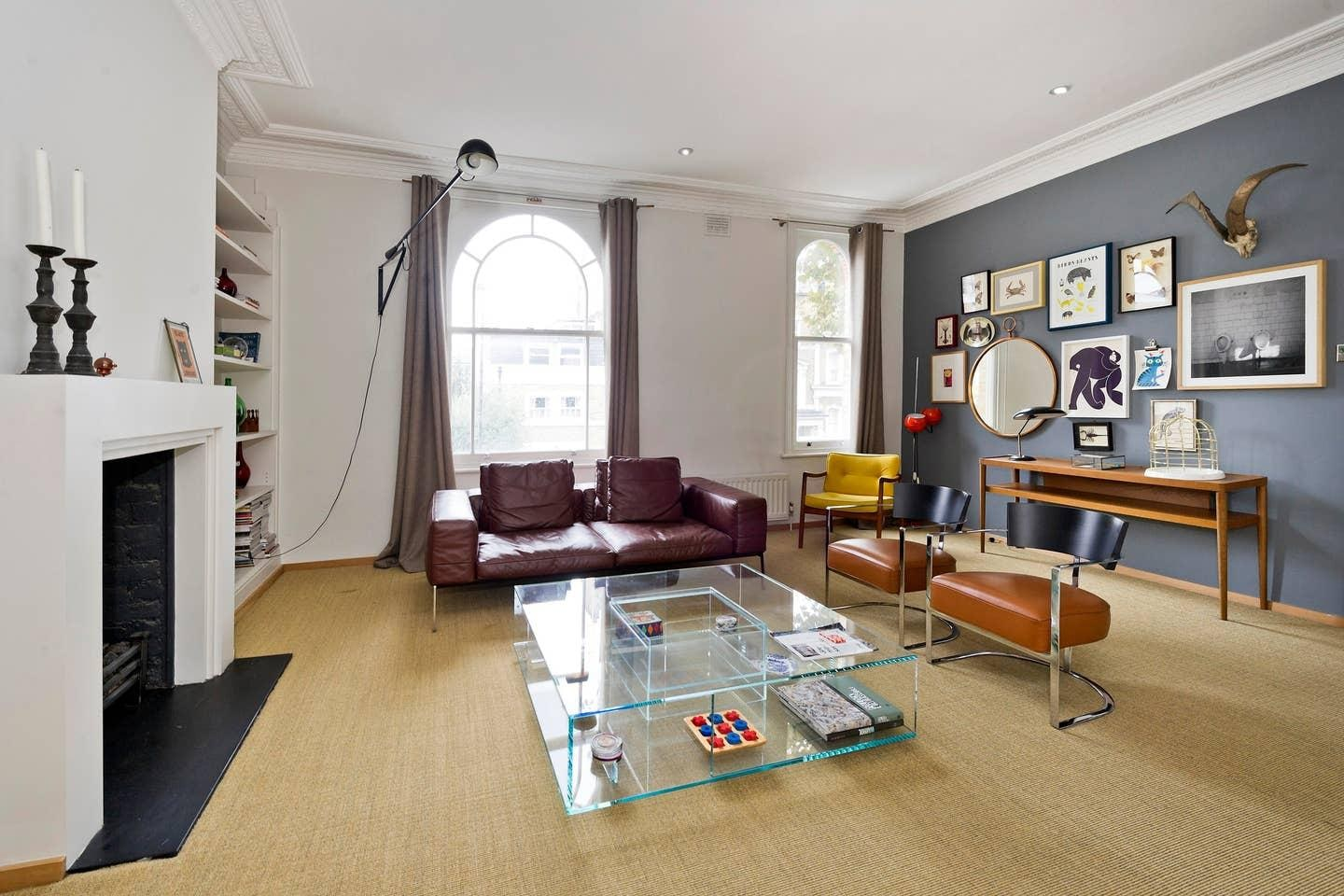 Property Image 1 - Modern Chelsea Apartment with Italian Influences