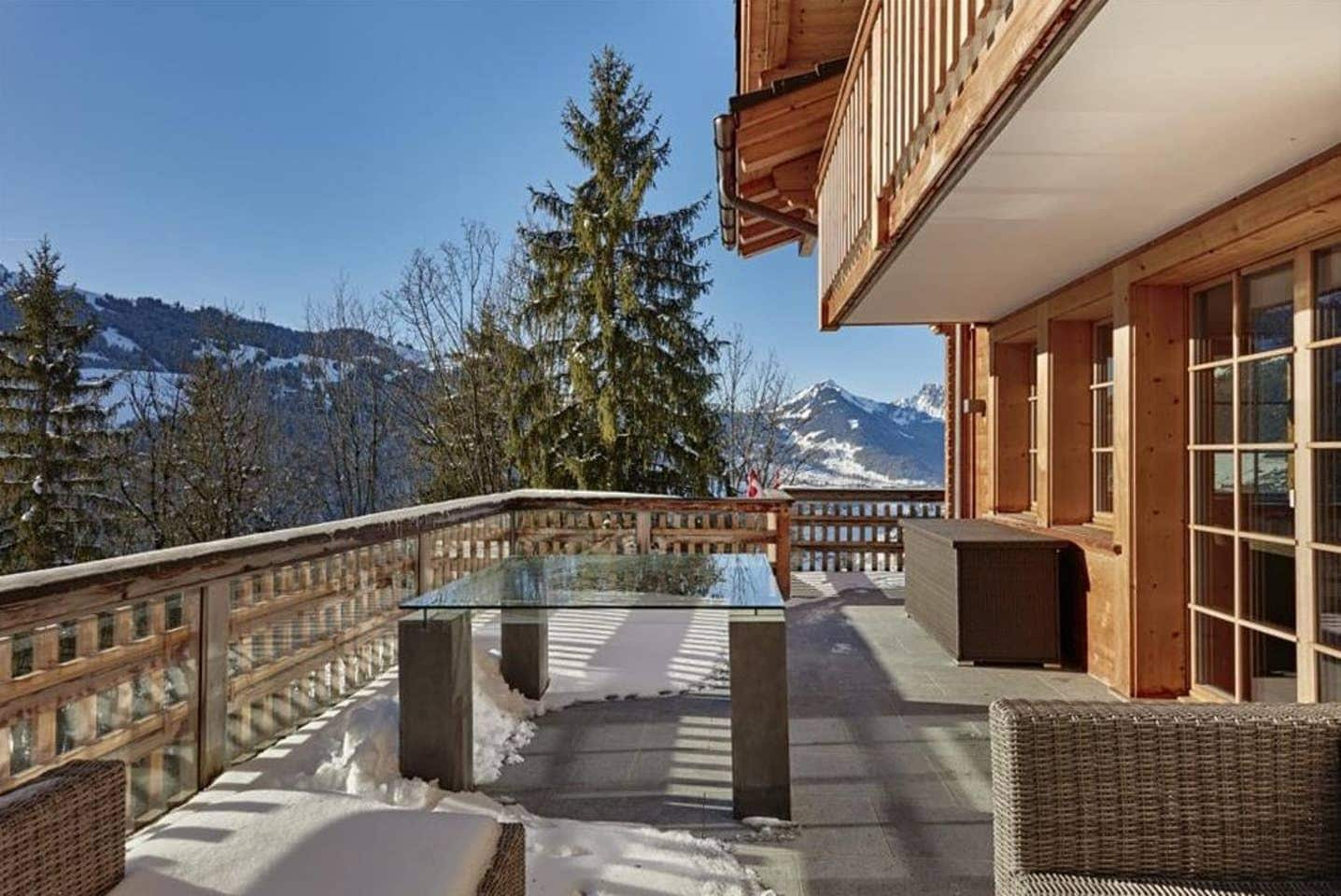 Property Image 1 - Magical Chalet in the Valley with Splendid Views
