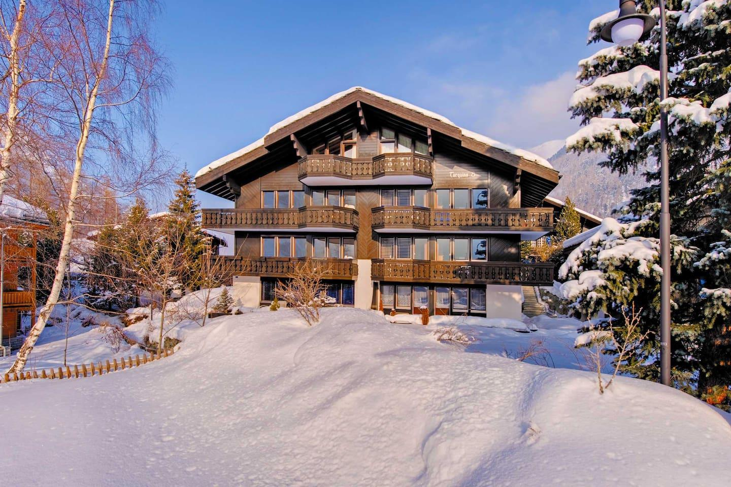 Property Image 1 - SUPREME EXCLUSIVE CHALET