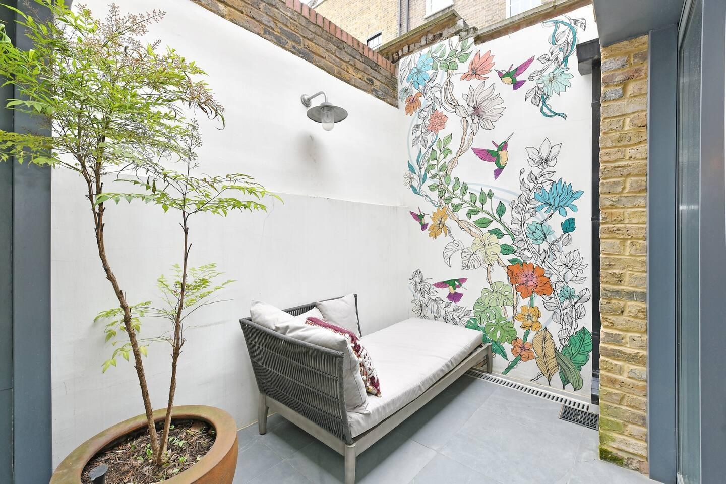 Property Image 2 - Spacious Marylebone house w/ Patio for 8