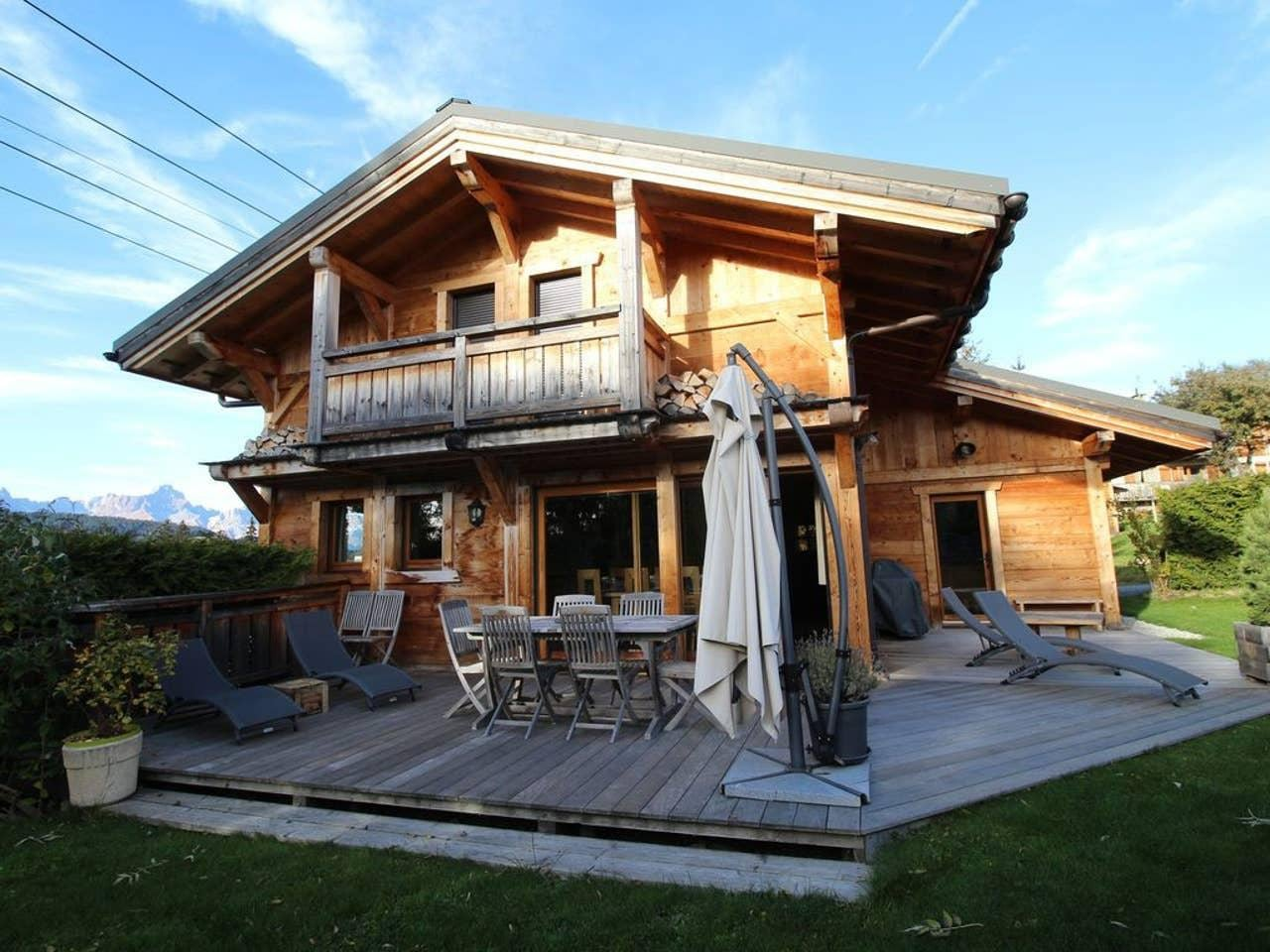 Property Image 1 - Classic Wooden Chalet, Perfect for Family Holidays