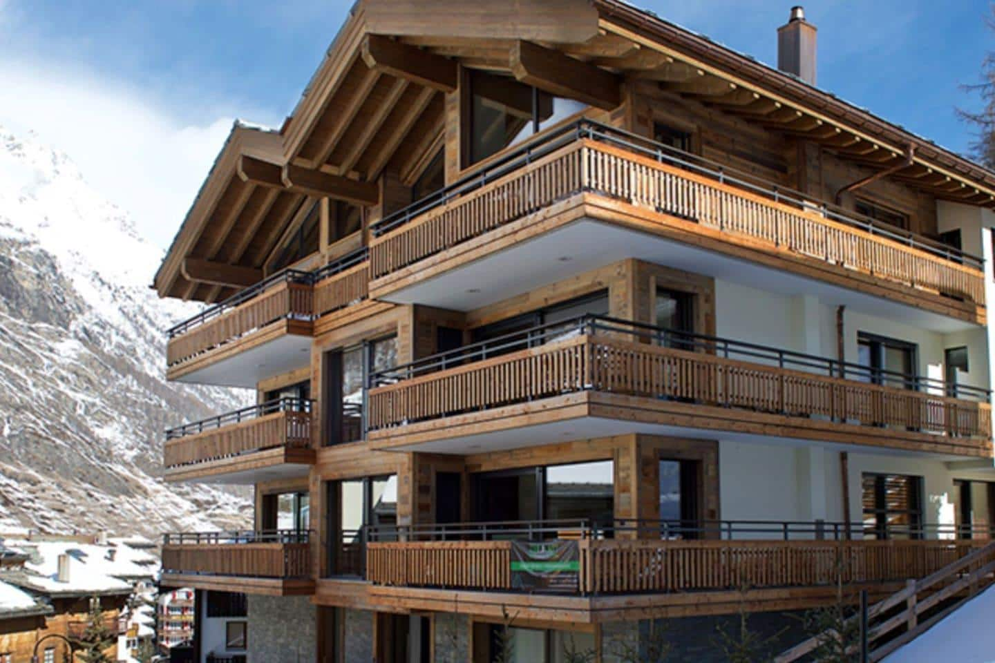 Property Image 2 - ASTONISHING CHALET IN THE MOUNTAINS