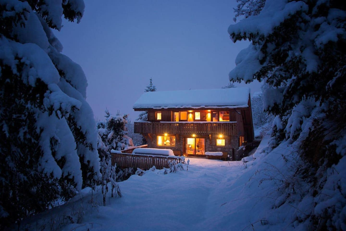 Property Image 1 - Enchanted Chill Chalet with Spacious Balcony