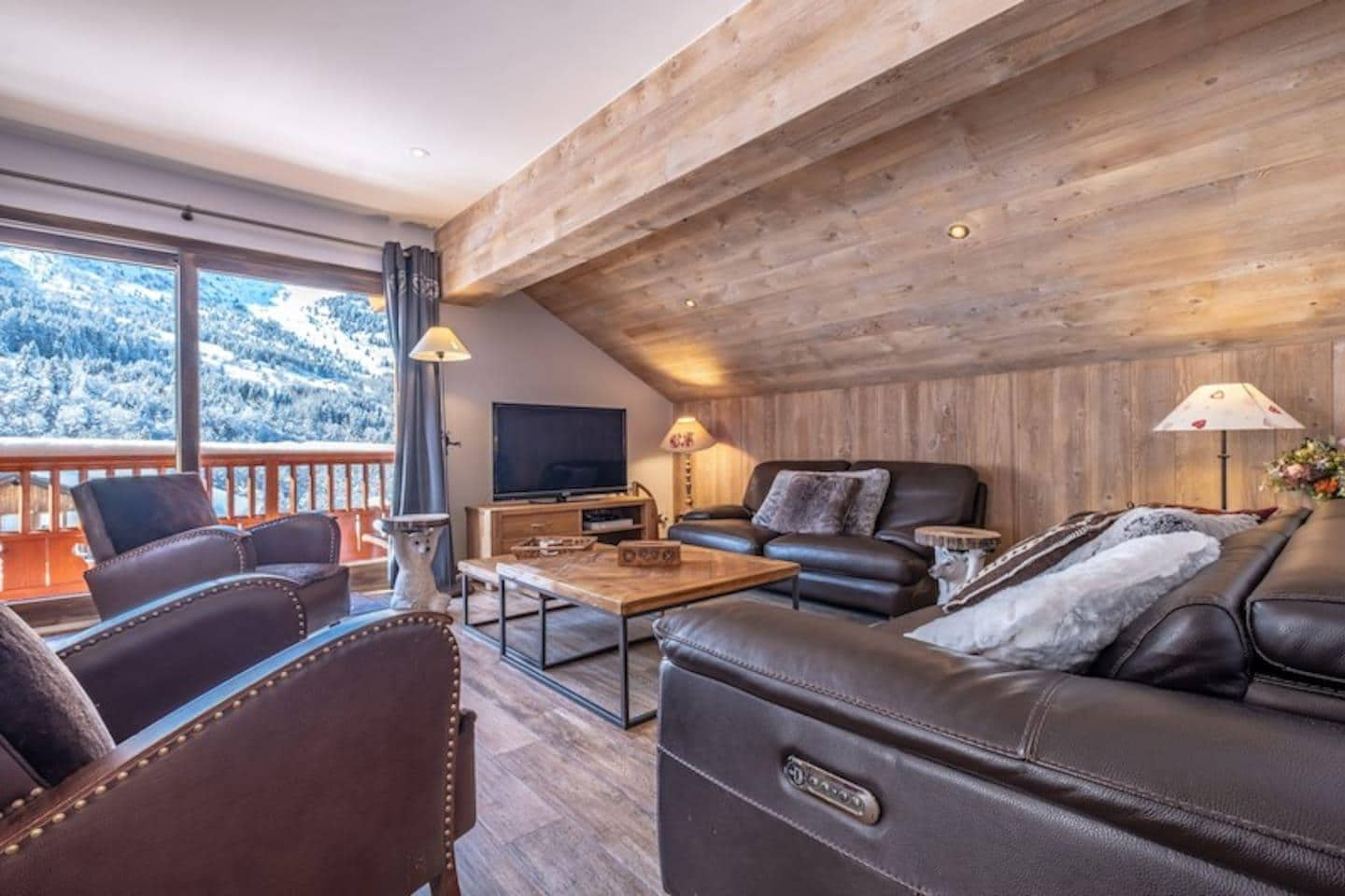 Family Dream Chalet in the Fresh Mountains