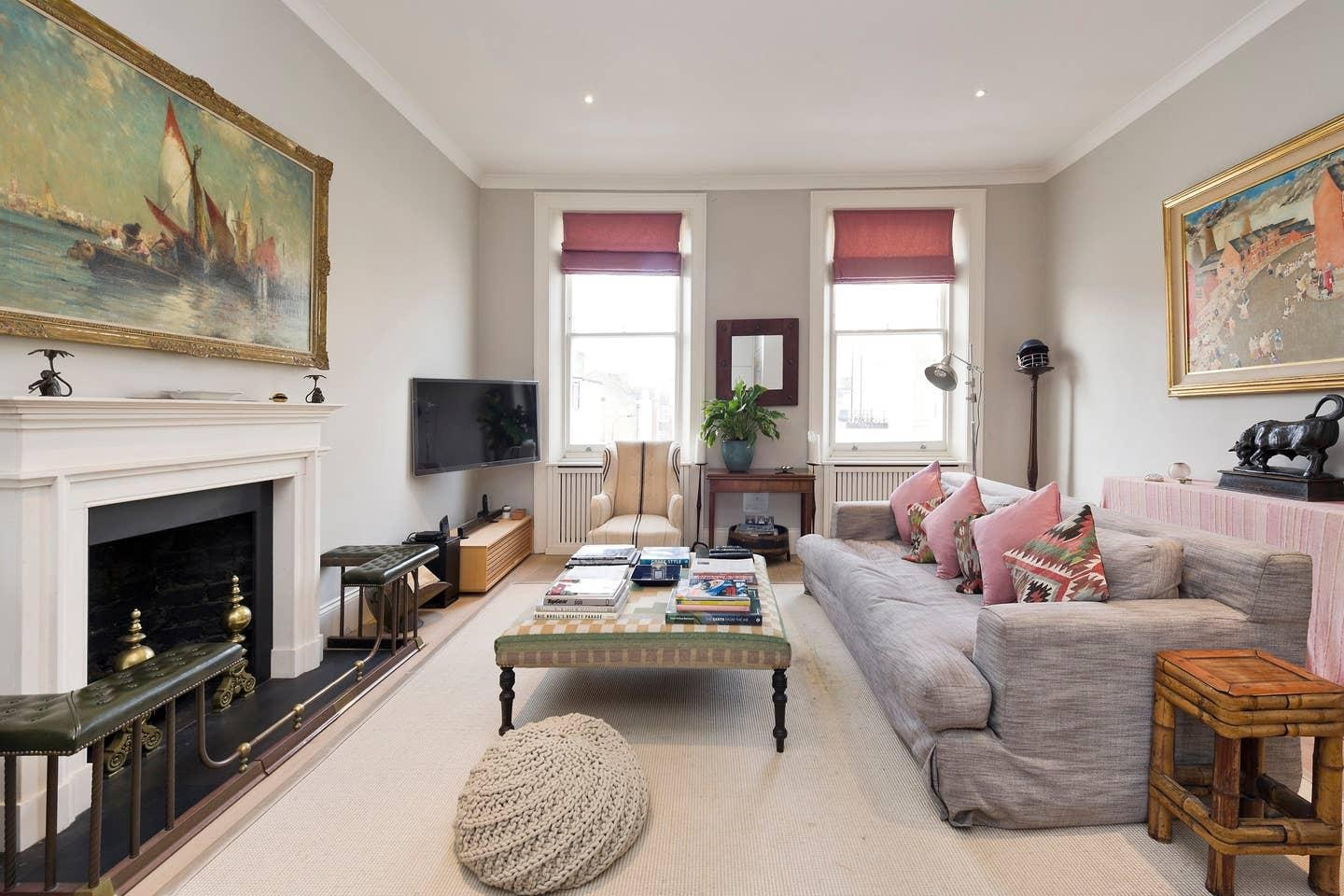 Property Image 1 - Smart & Bright Apartment in Fulham