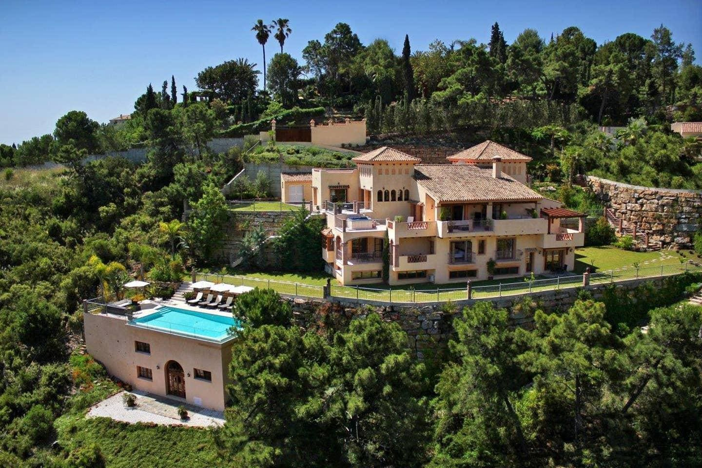 Property Image 1 - Spanish Villa on the Hill
