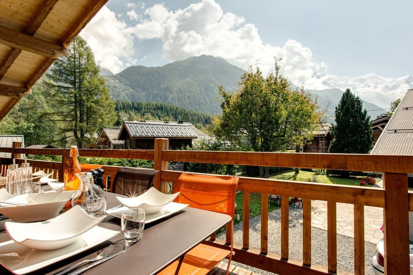 Property Image 1 - Lovely Exclusive Chalet near Les Grands Montets
