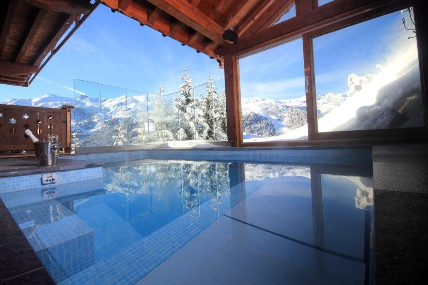 Property Image 2 - Luxury Escape in Meribel with Private Chef and Outdoor Pool