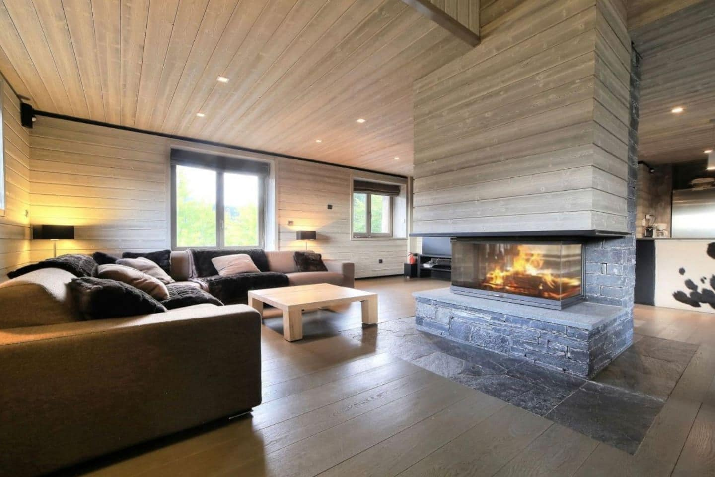 Magnificent Modern Chalet with Cinema Room