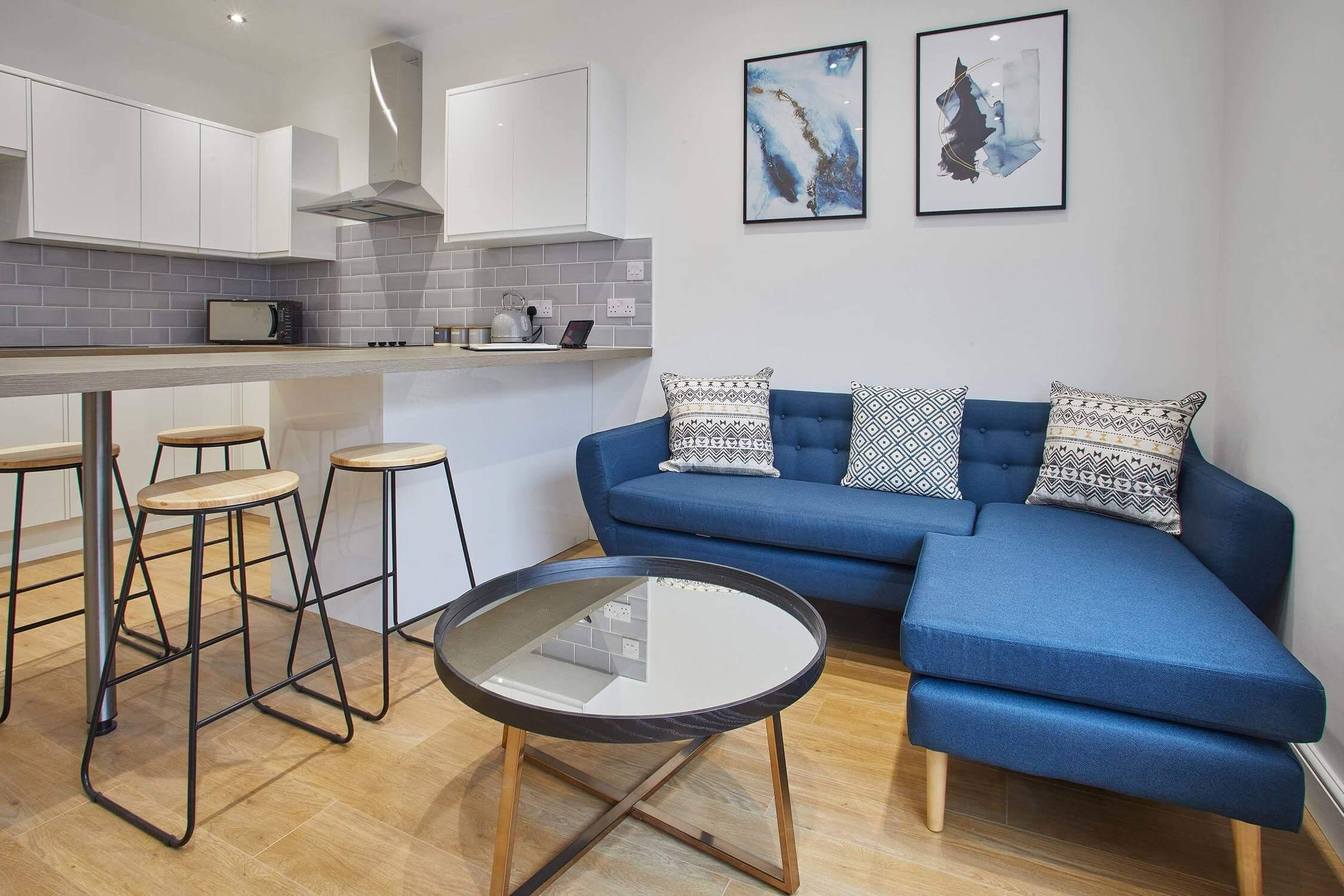 Property Image 1 - Modern Stylish Two Bedroom Apartment in the Centre of Whitby