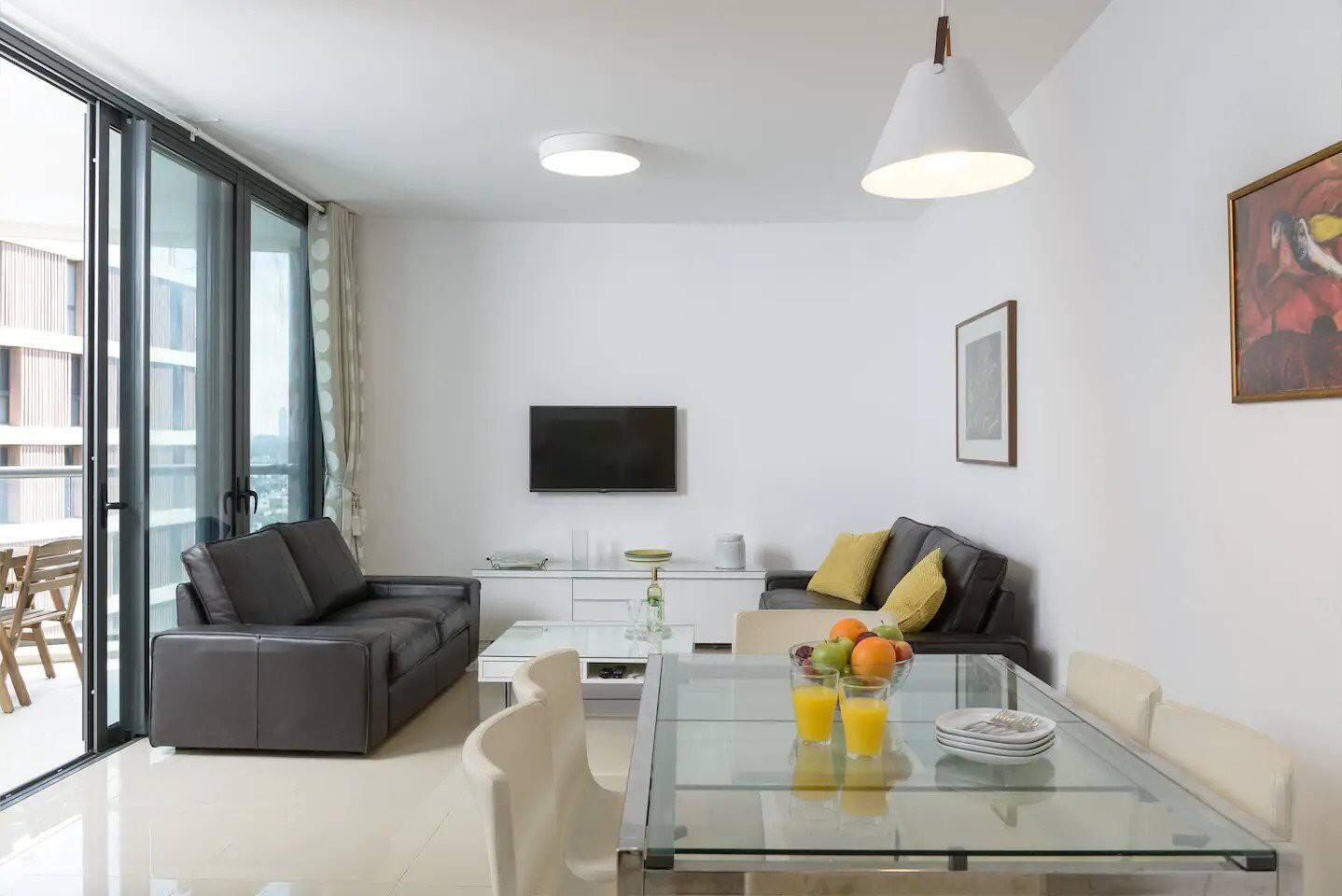 Easy Access Flat in the Heart of Tel Aviv