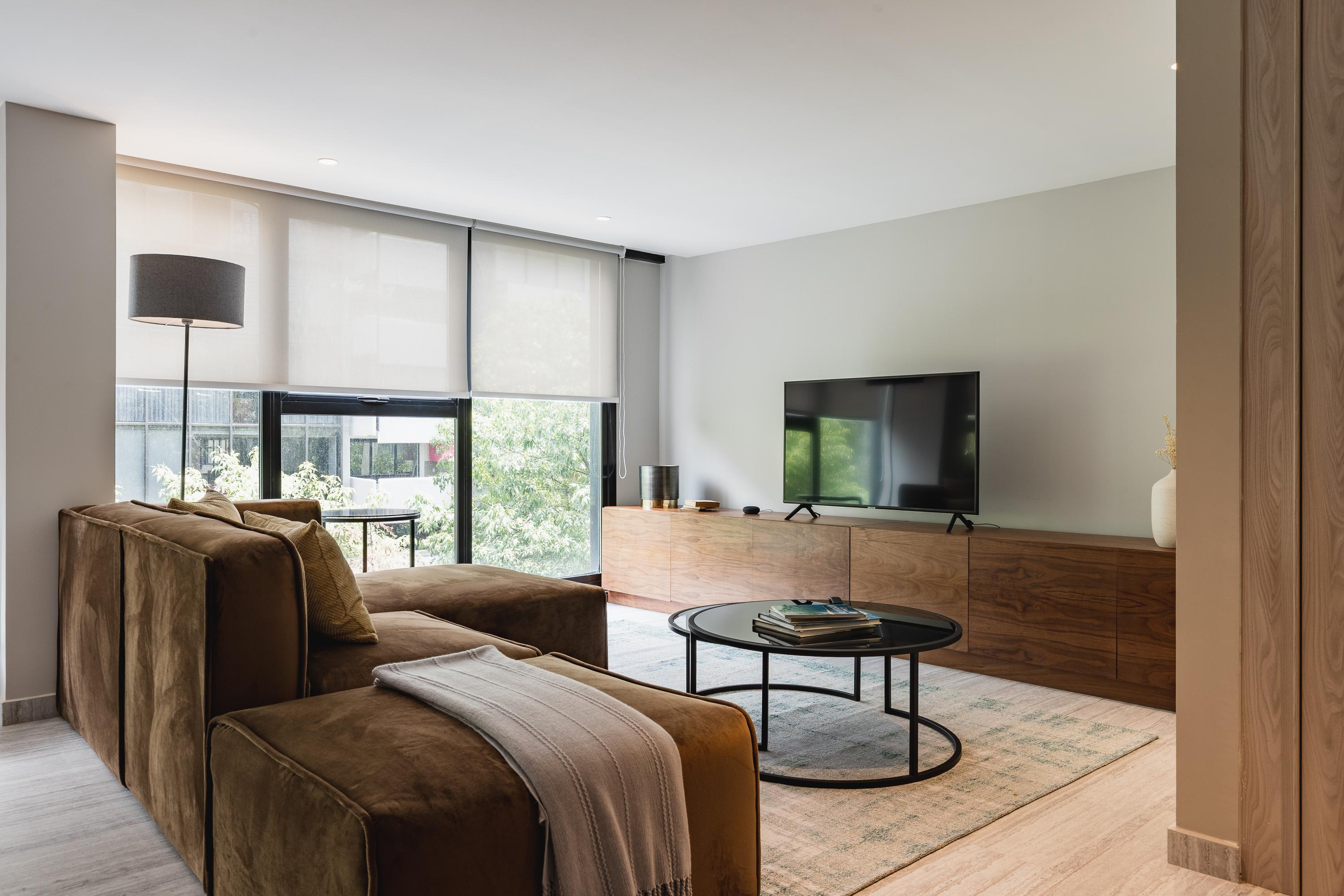 Property Image 1 - Polanco Chic Radiant Apartment with Queen Size Bed