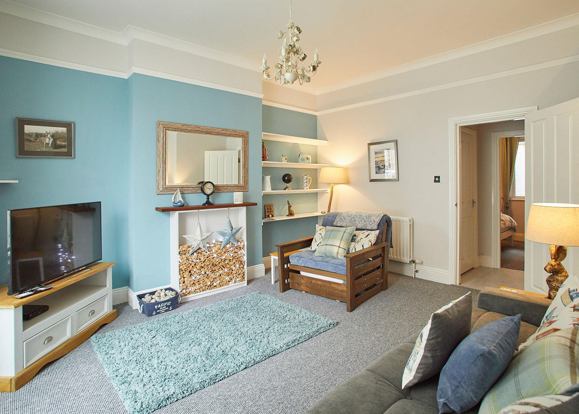 Property Image 1 - homely one bedroom holiday apartment in the heart of Whitby