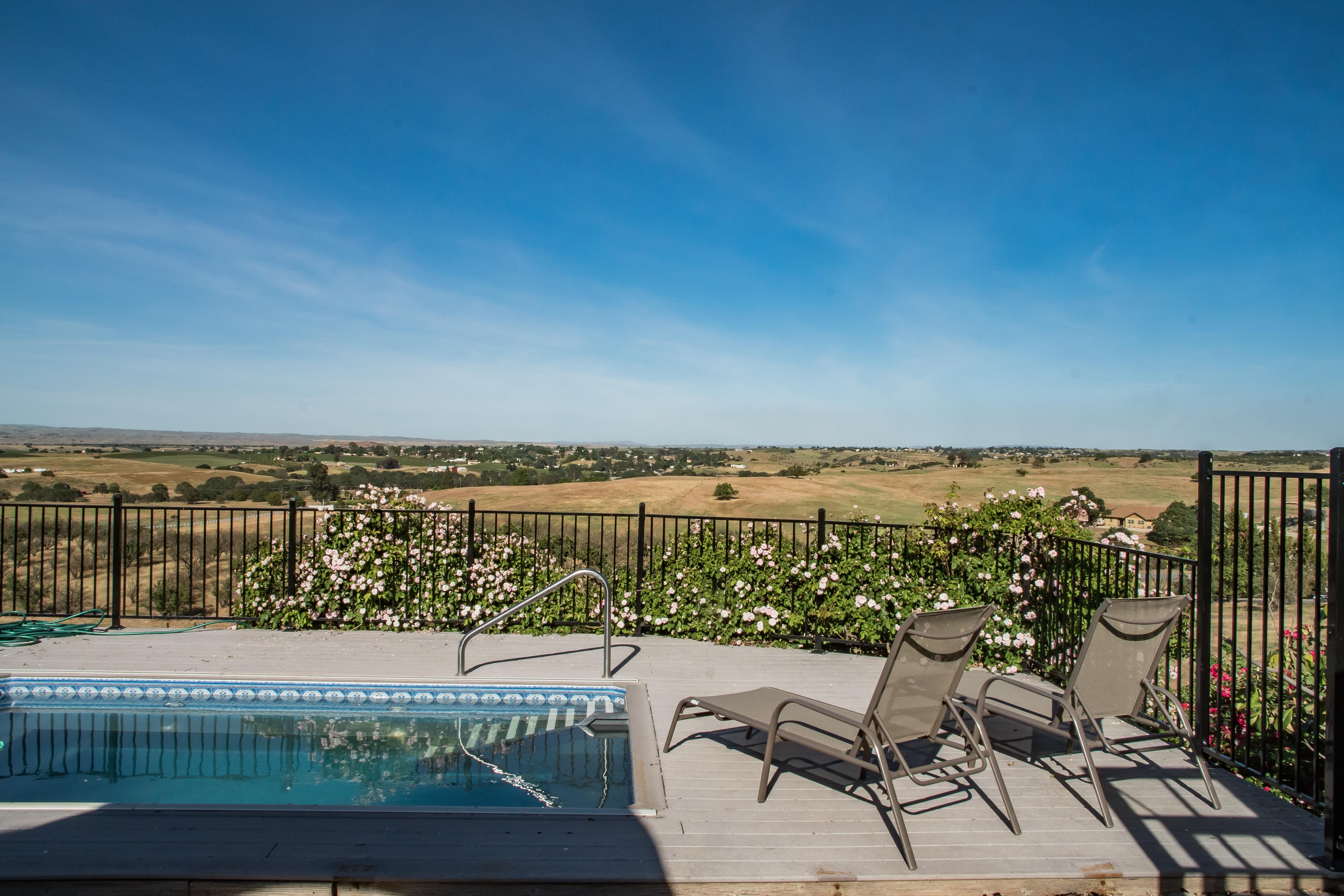 Property Image 1 - Hilltop Vineyard in Wine Country