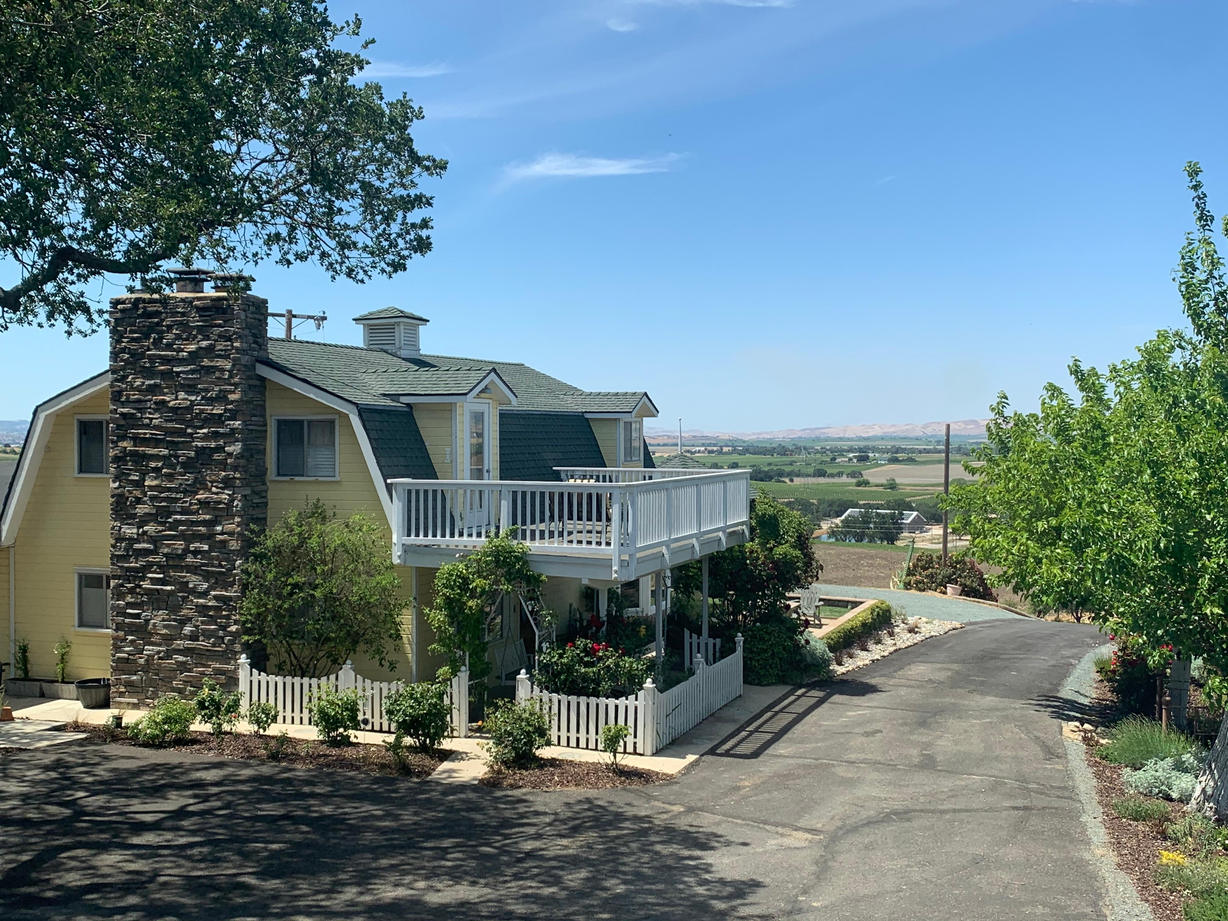 Property Image 2 - Hilltop Vineyard in Wine Country