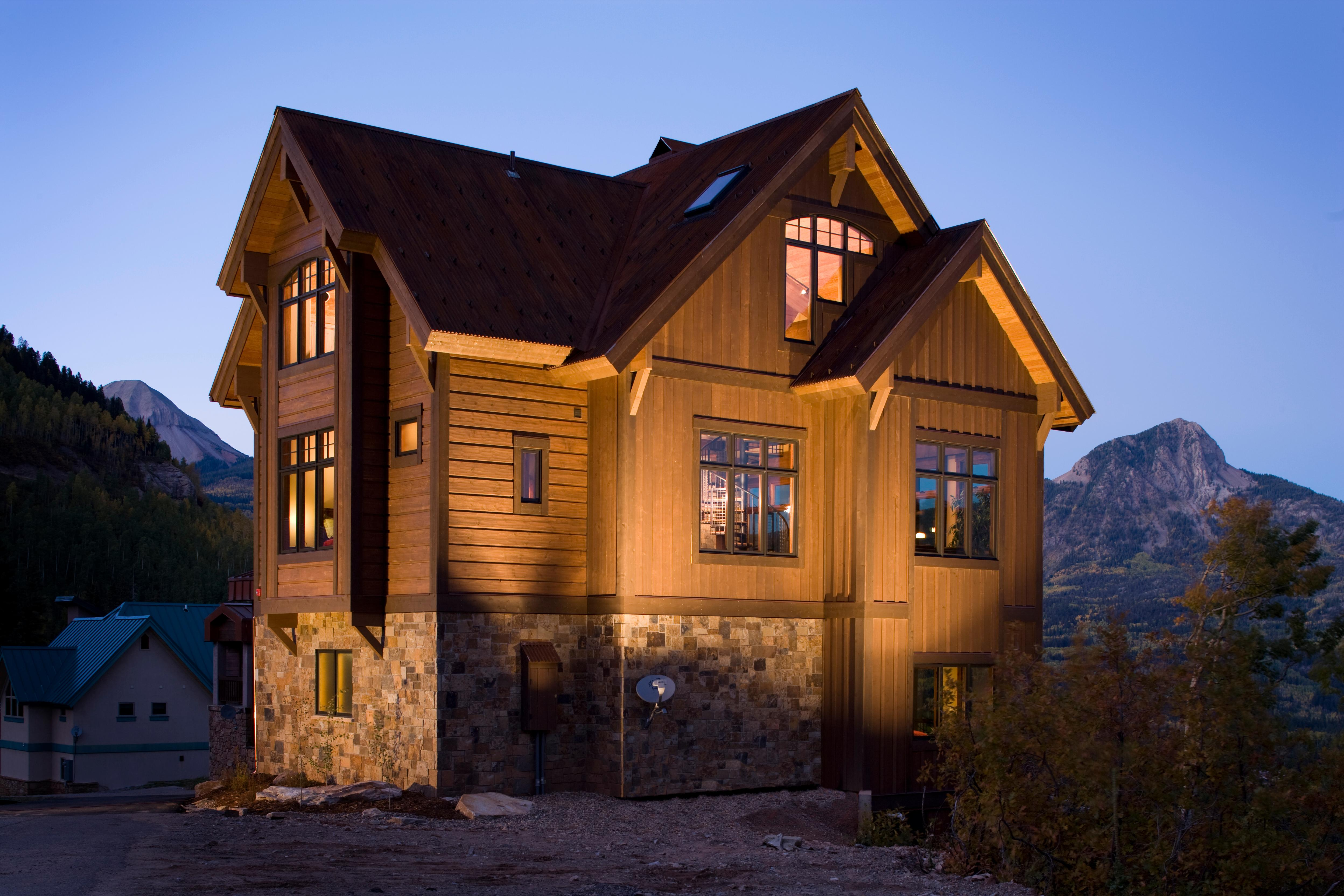 Durango, Colorado vacation rental home with amazing mountain views located at Purgatory Resort
