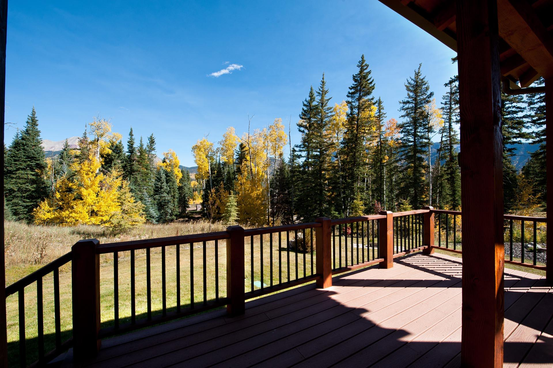 Luxury Home Across from Purgatory Resort -  Great Oudoor Space - Deck with Mountain Views