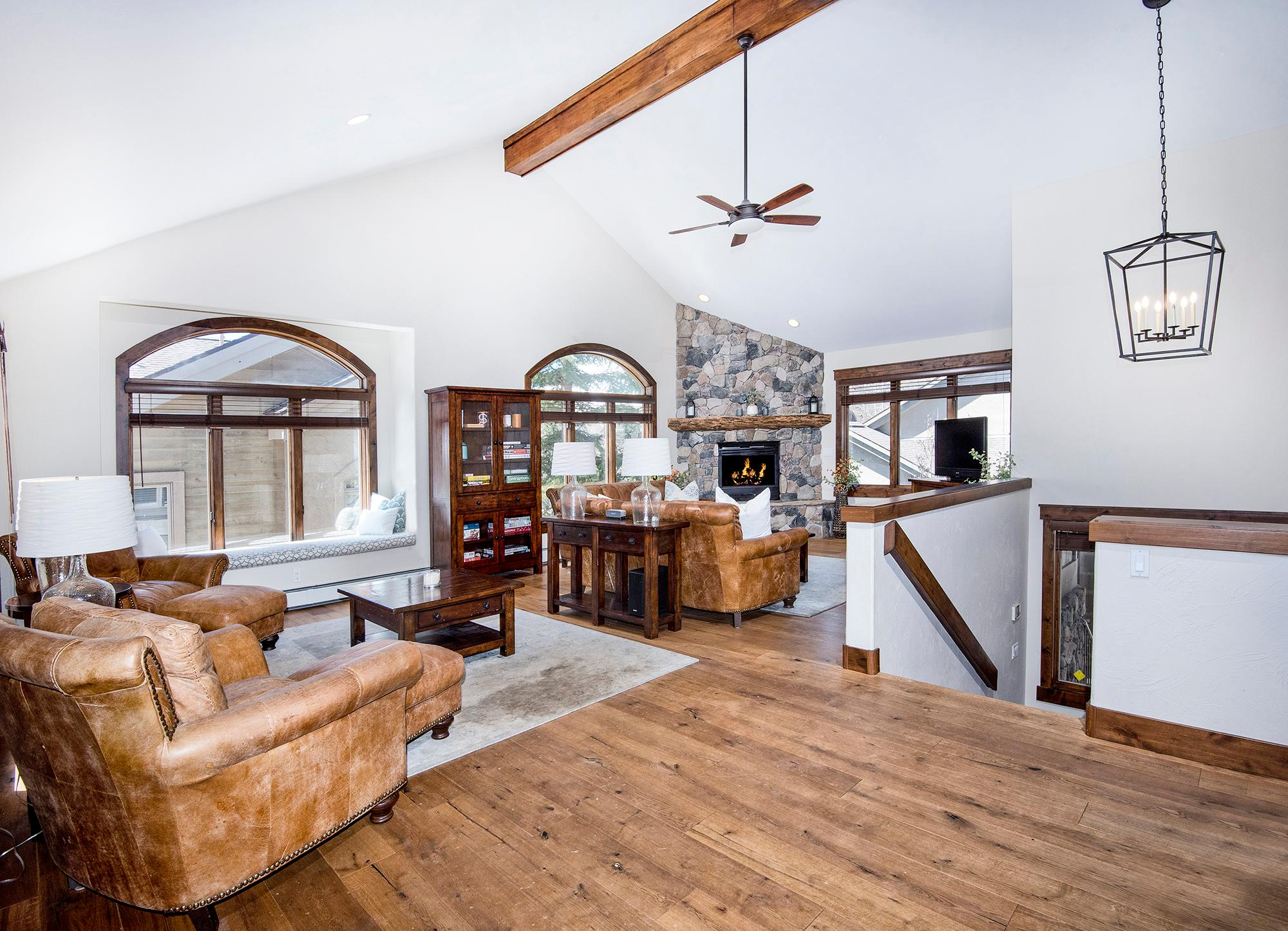 Welcoming, Mountain Home with Fireplace & Deck; Near Slopes