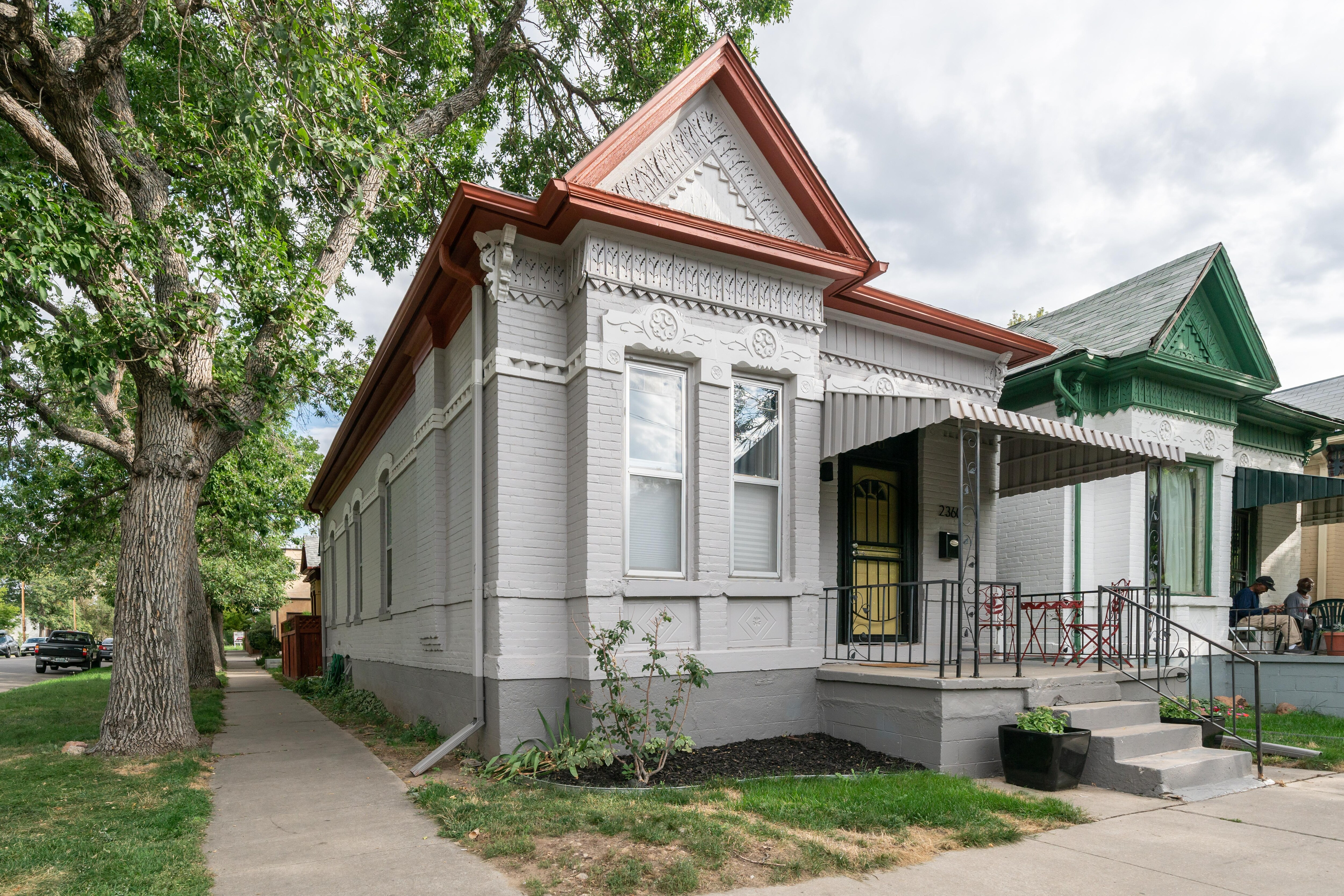 Updated Historic Home in Vibrant Five Points Neighborhood - Walk to Downtown Denver