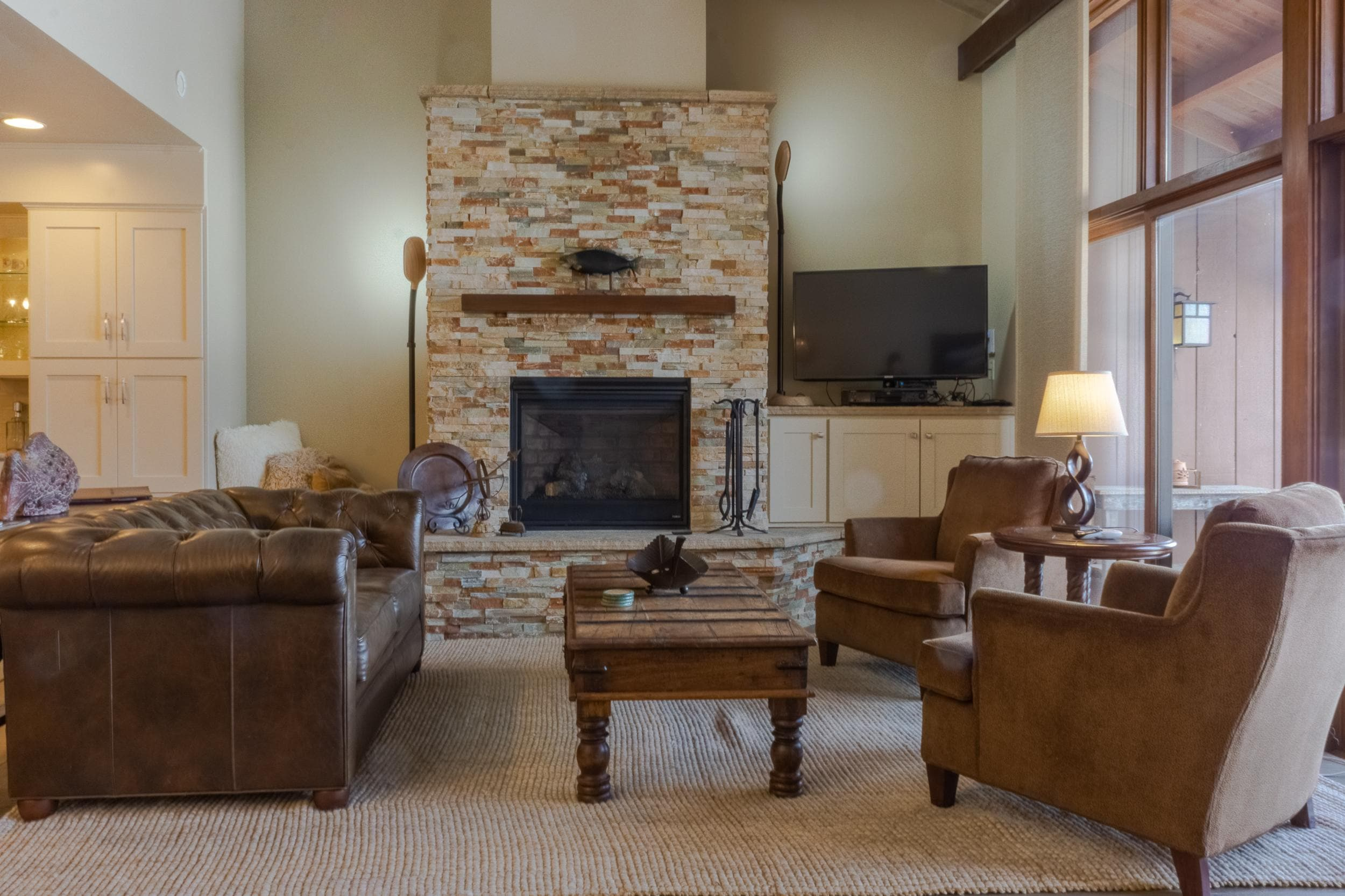 Townhome at Tamarron Resort - On Golf Course - AC/Pool/Hot Tub - Ski Shuttle
