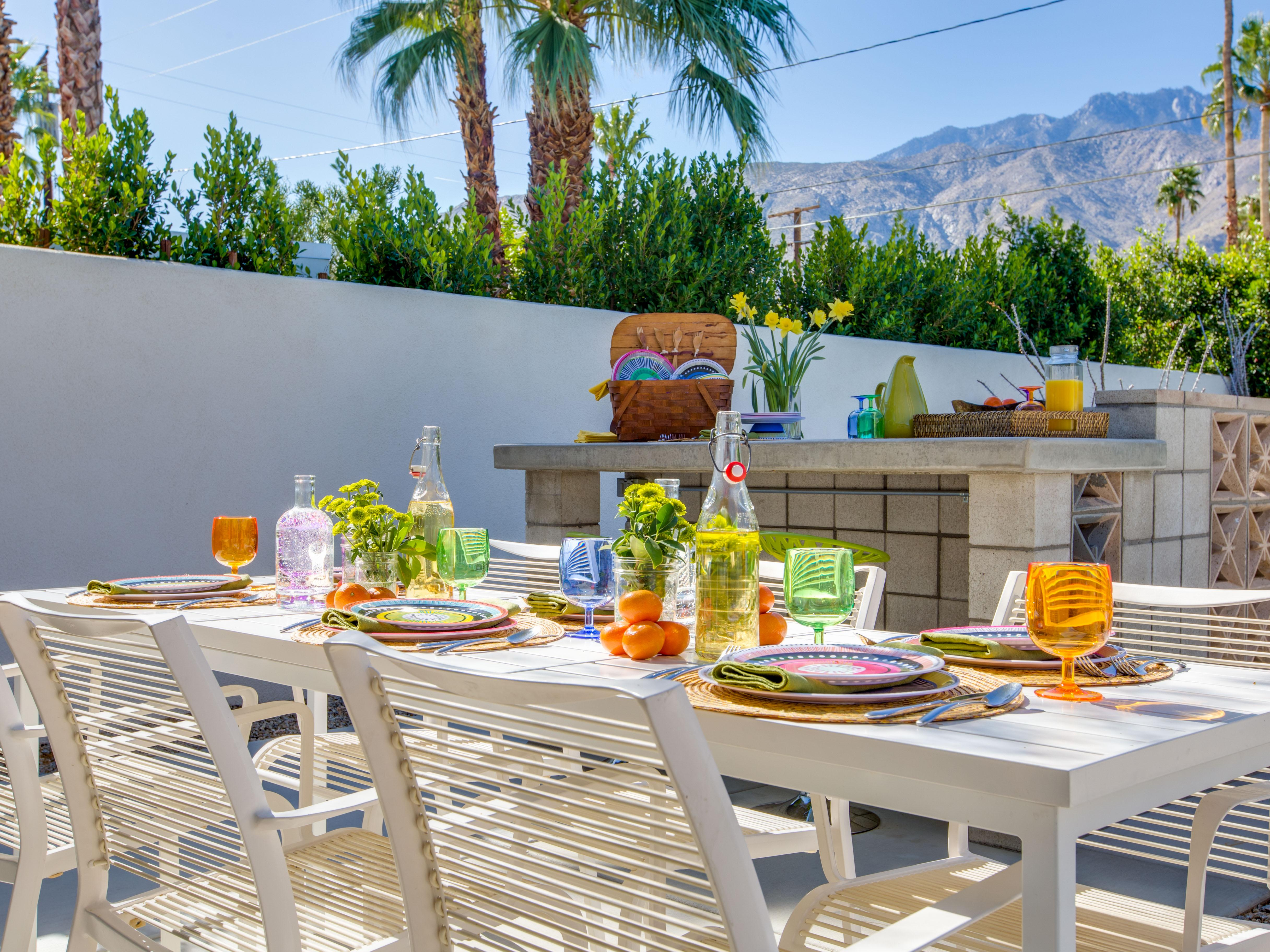 Property Image 2 - Palm Springs Home with Swanky Vibe and Private Casita