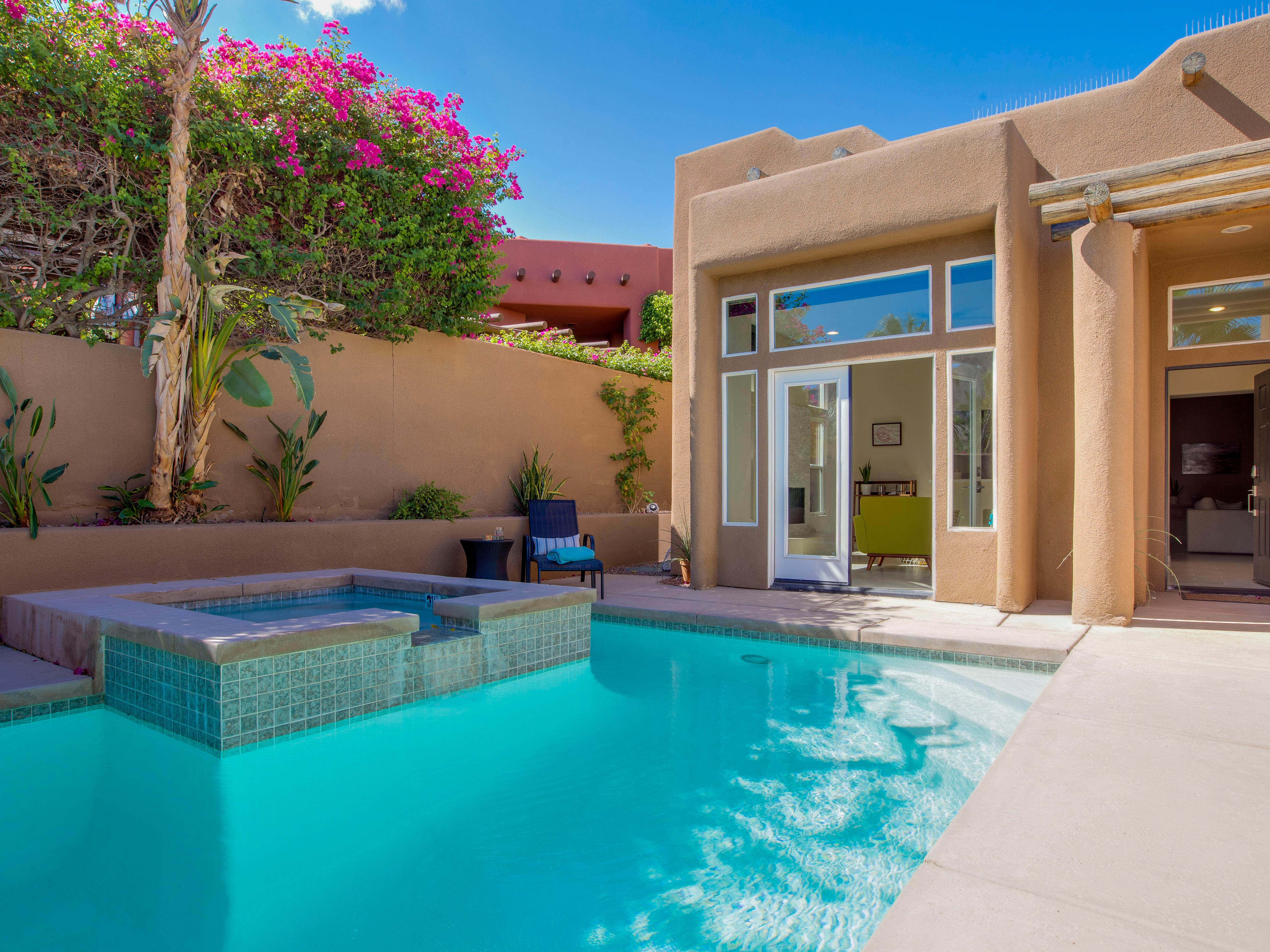 Property Image 1 - Beautiful Upgraded Pool Home Near Old Town in La Quinta