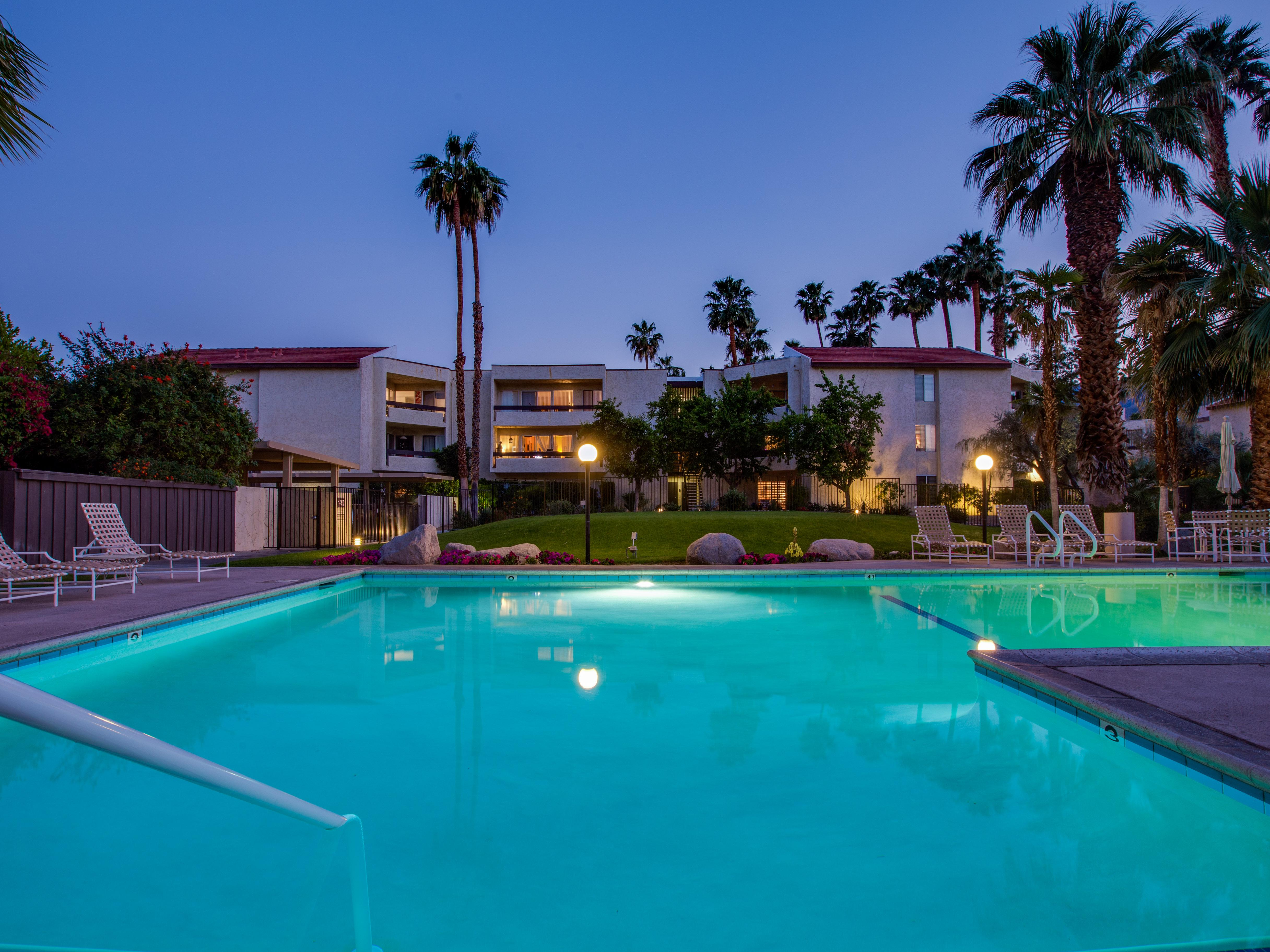 Property Image 1 - Bright Open Condo with Resort Amenities in Palm Springs