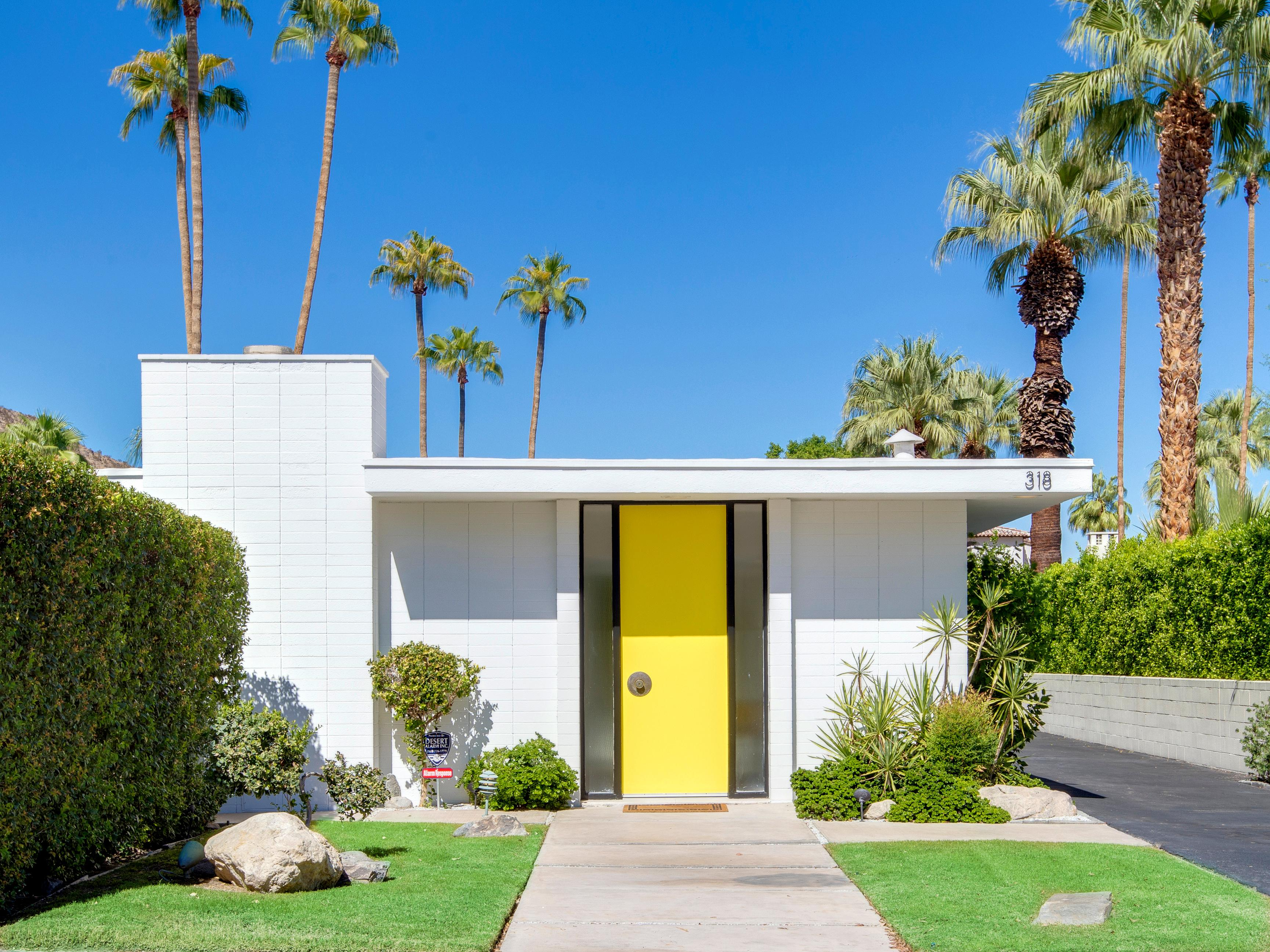 Property Image 1 - Perfectly Preserved Home Palm Springs with Sunny Decor