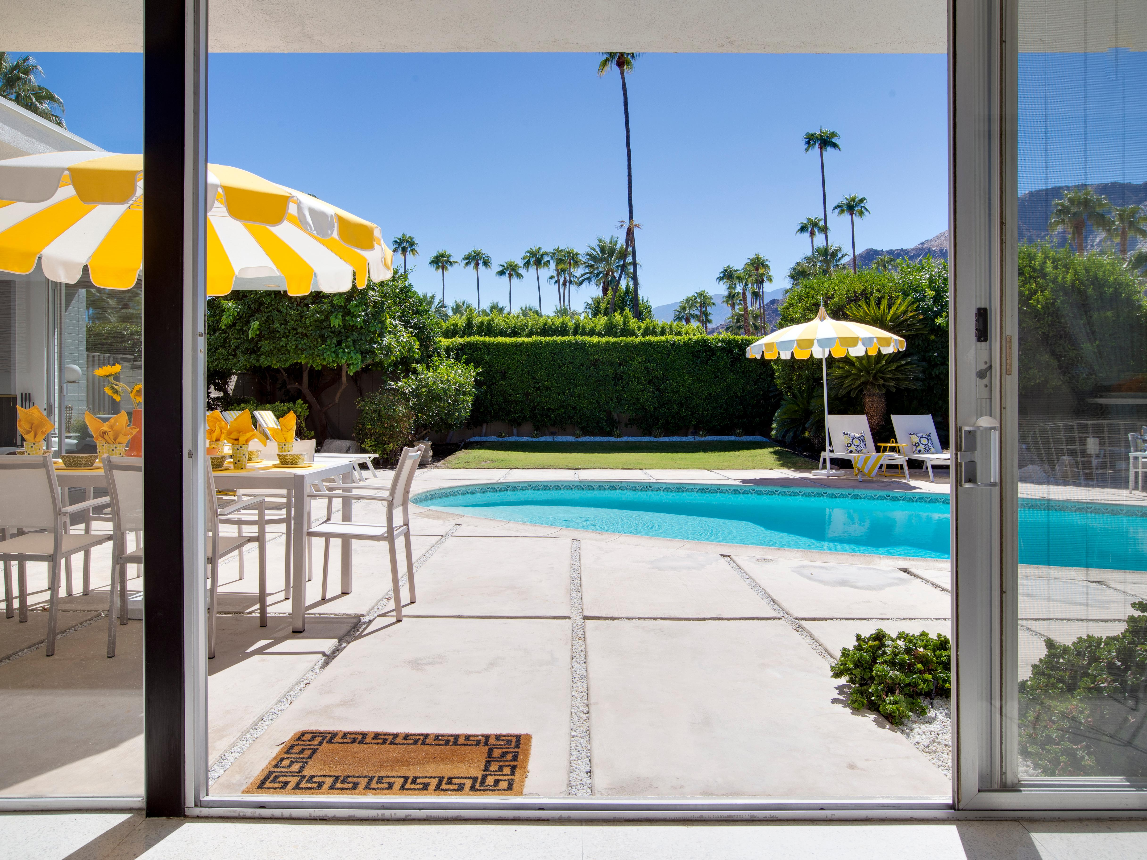 Property Image 2 - Perfectly Preserved Home Palm Springs with Sunny Decor