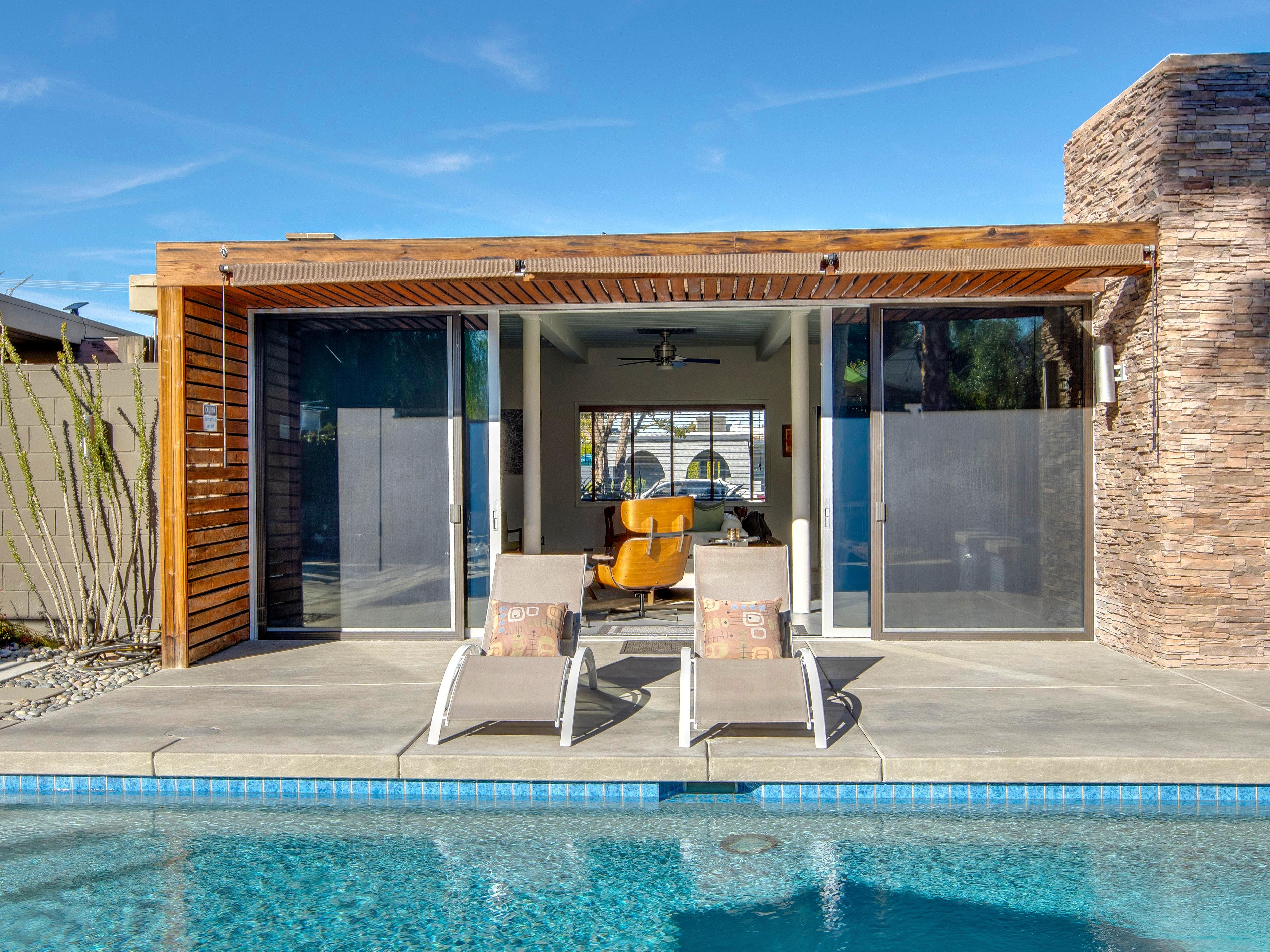 Property Image 2 - Vintage Chic Home with 50's Era Decor in Palm Springs