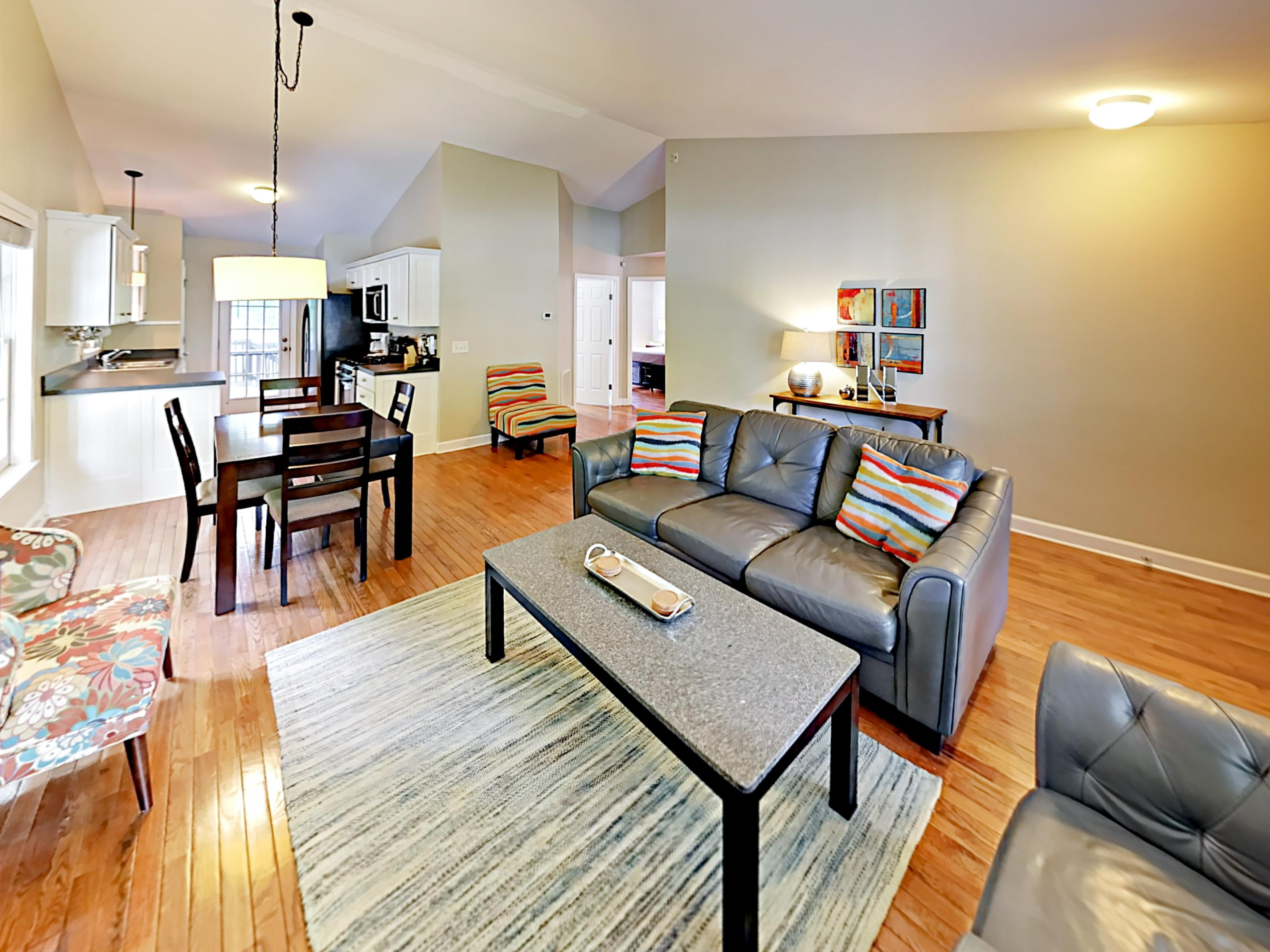Welcome to Nashville! This house is professionally managed by TurnKey Vacation Rentals.