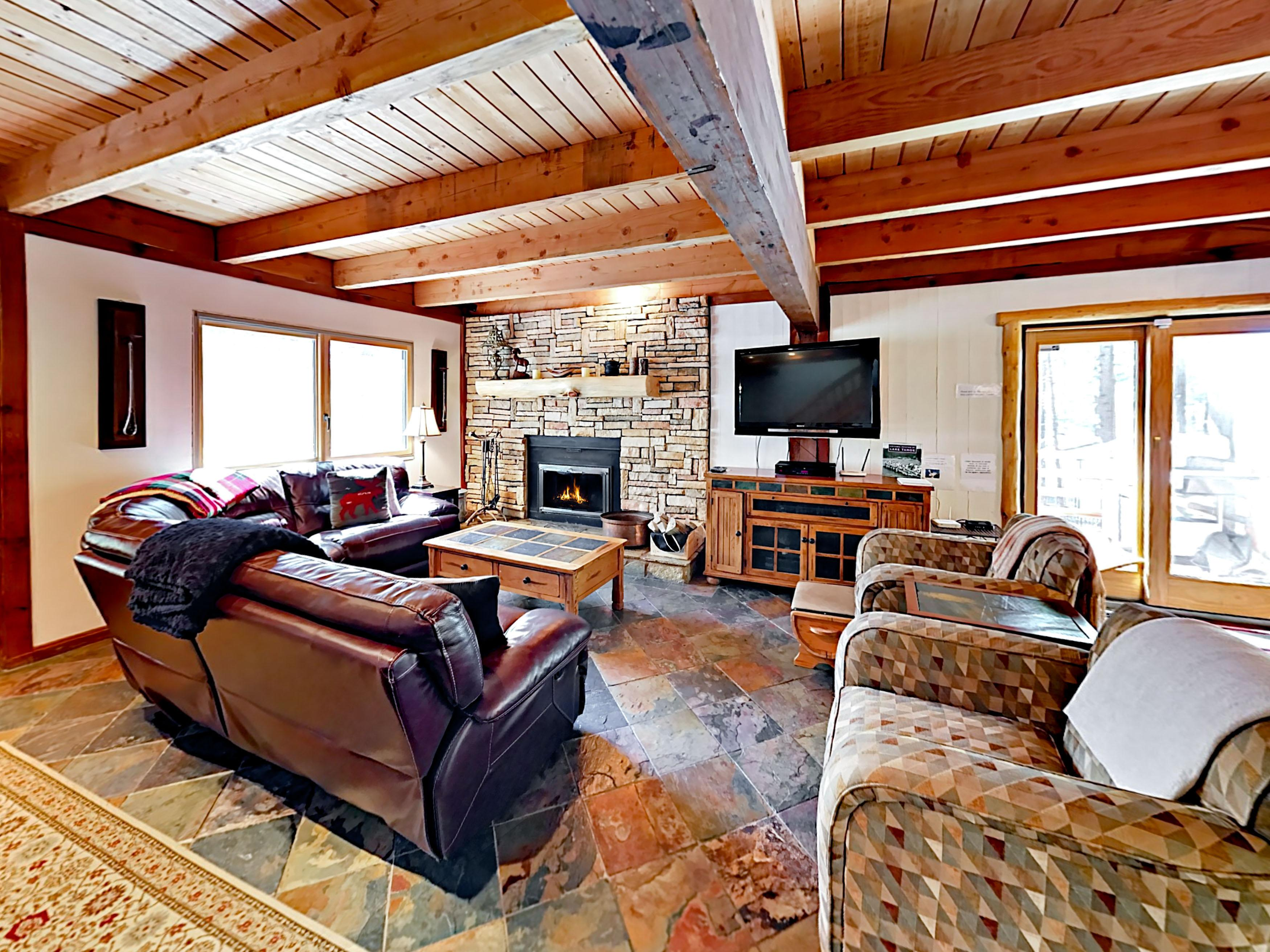 Welcome to South Lake Tahoe! Your home is professionally managed by TurnKey Vacation Rentals.