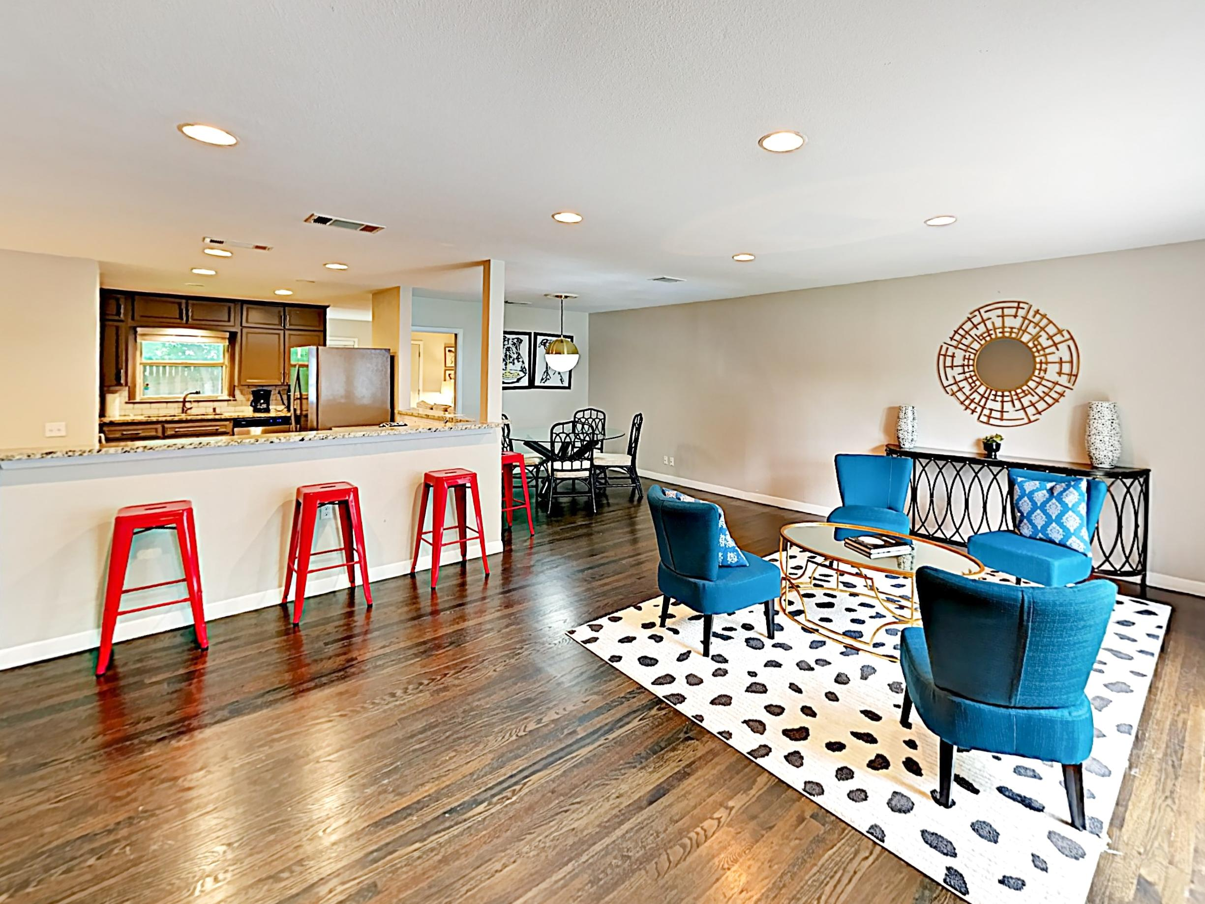 Welcome to Austin! This Rosedale home is professionally managed by TurnKey Vacation Rentals.