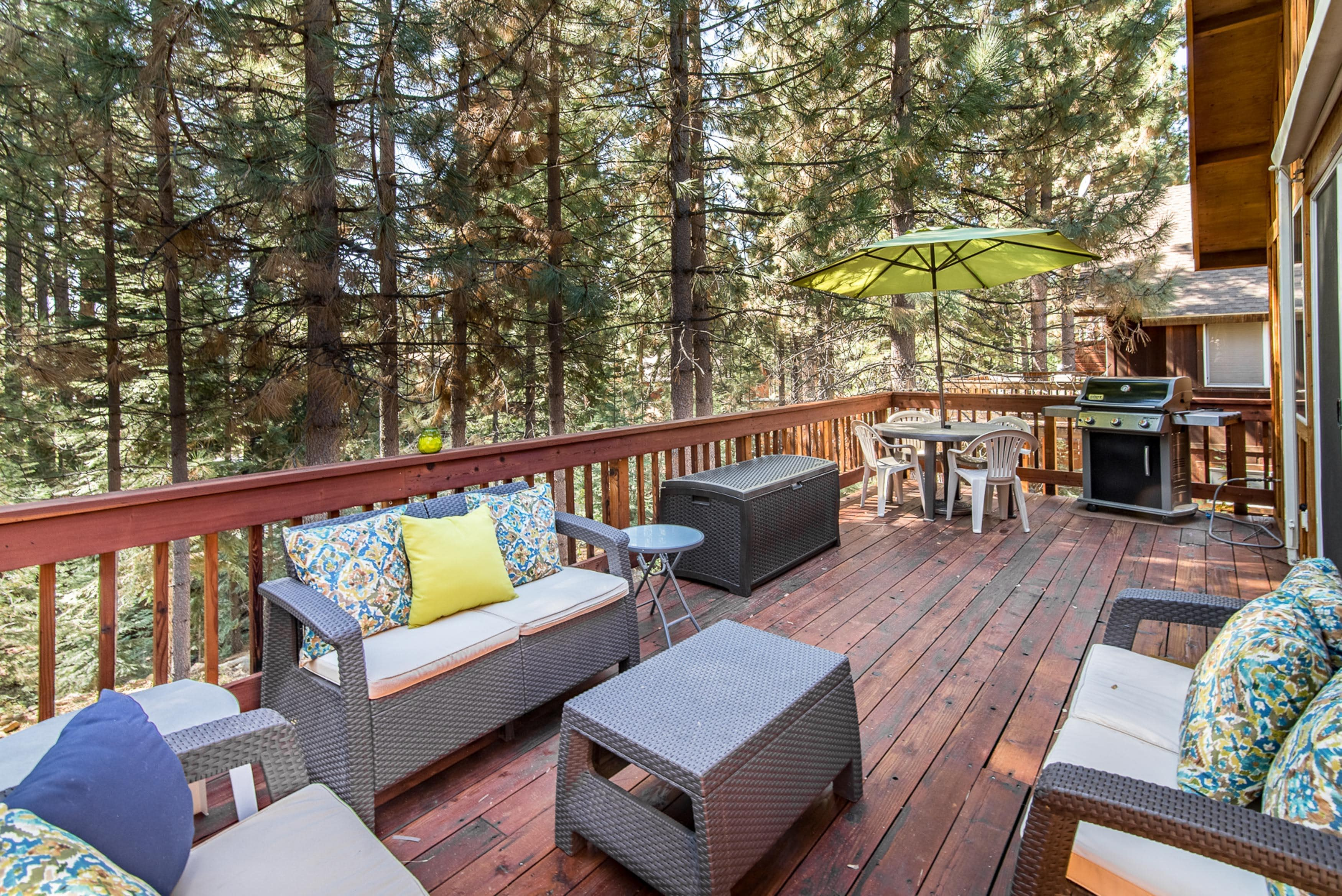Welcome to Tahoe! Your rental is professionally managed by TurnKey Vacation Rentals.