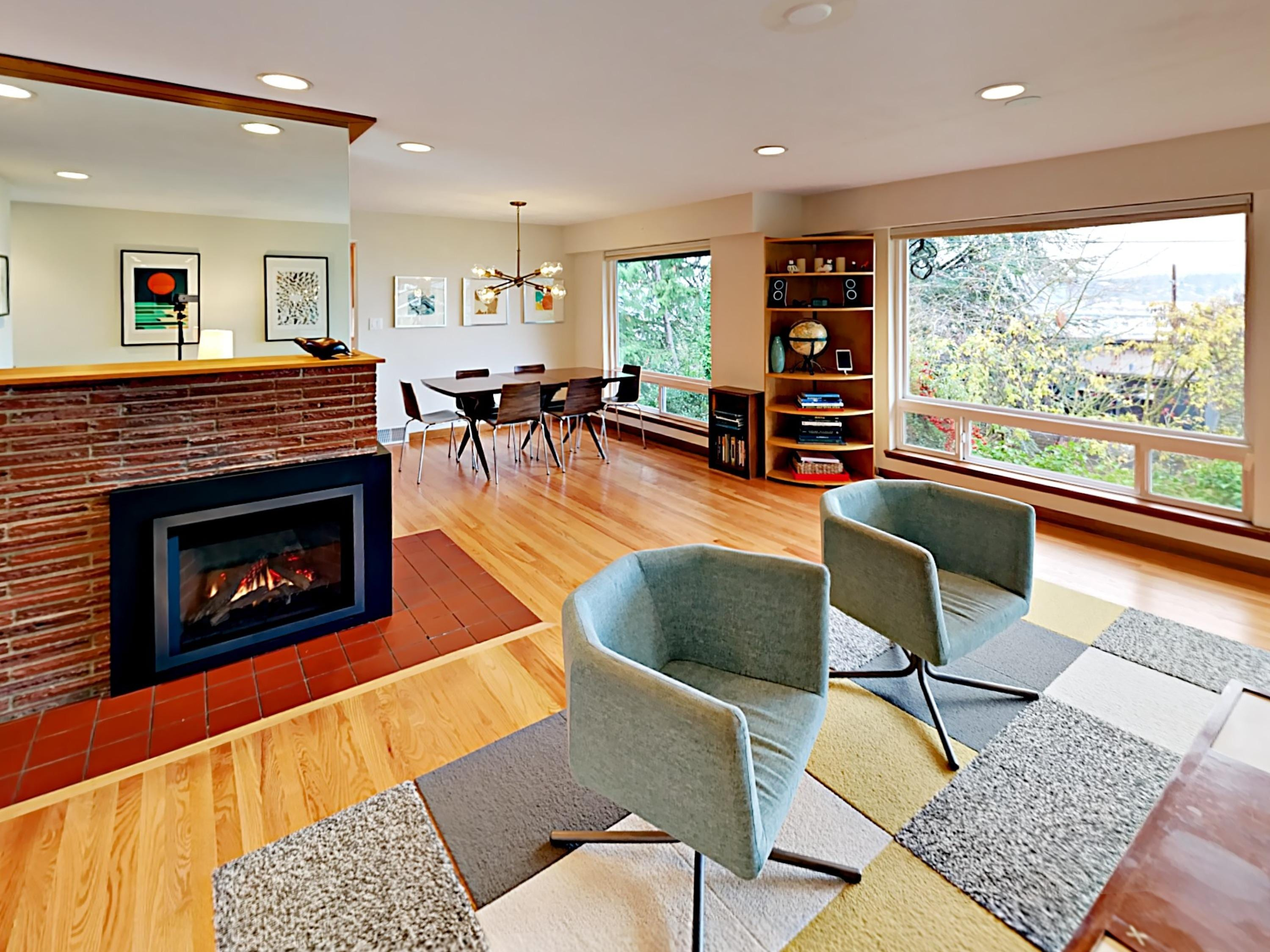 Welcome to Seattle! Your rental is professionally managed by TurnKey Vacation Rentals.